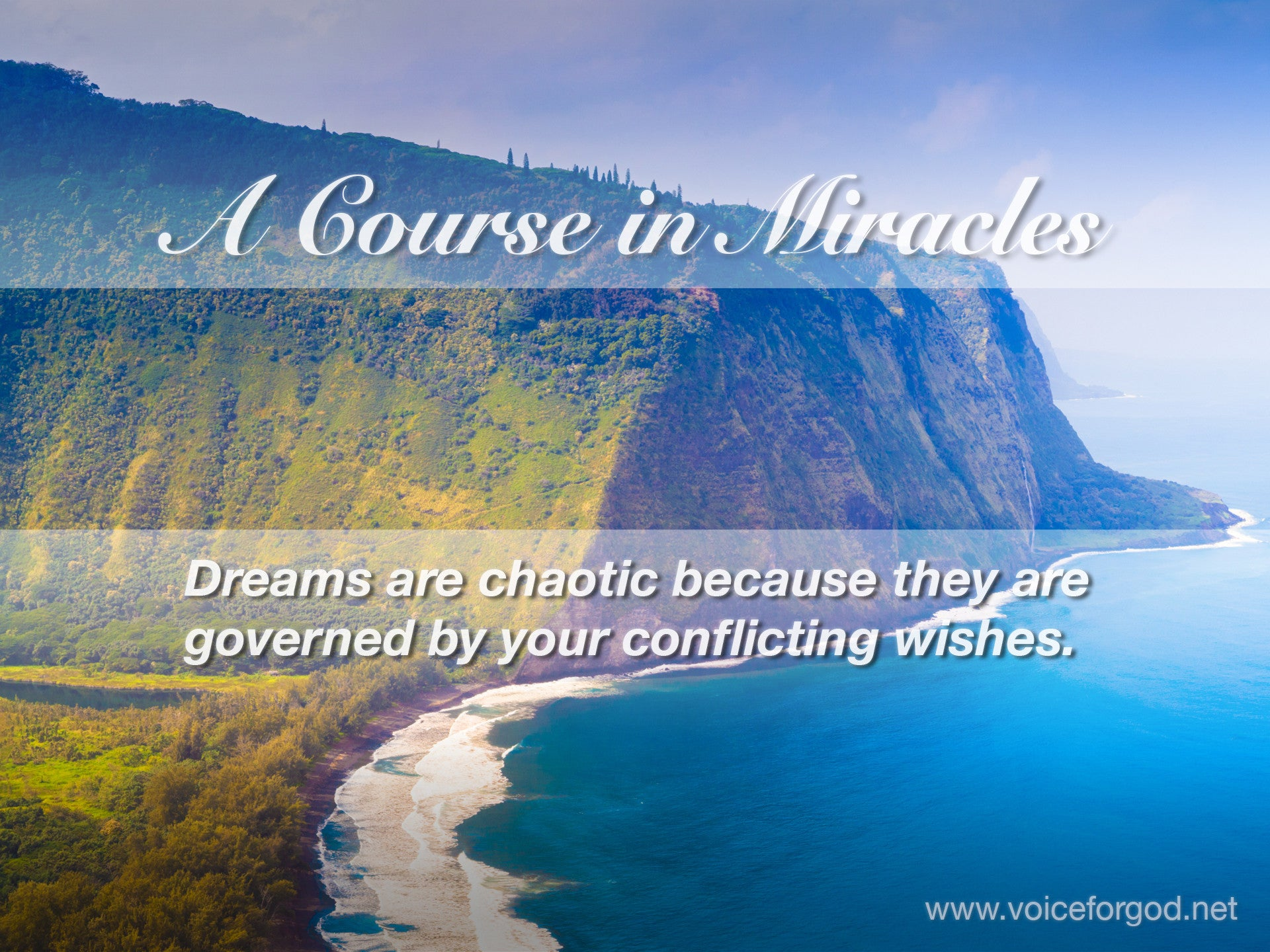 ACIM Quote 0529 A Course in Miracles Quotes