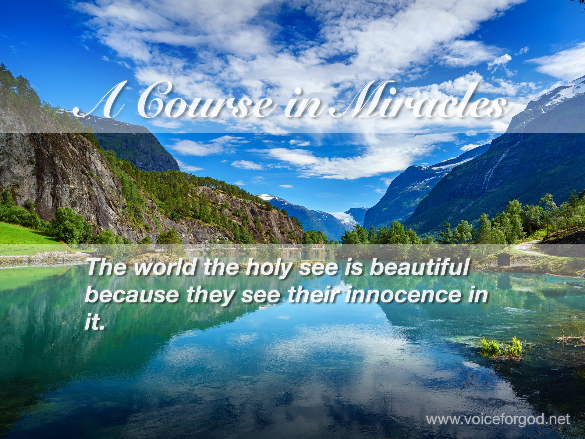 ACIM Quote 0575 A Course in Miracles Quotes