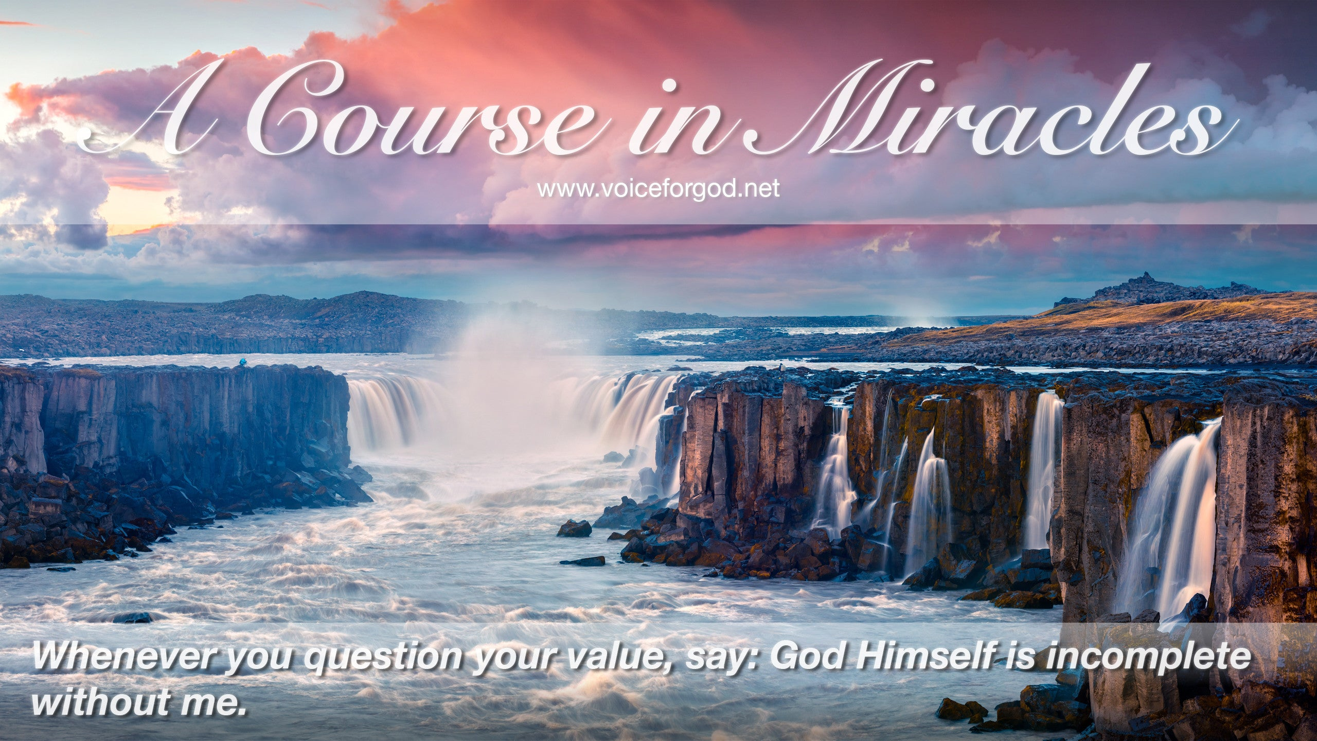 ACIM Quote 0590 A Course in Miracles Quotes