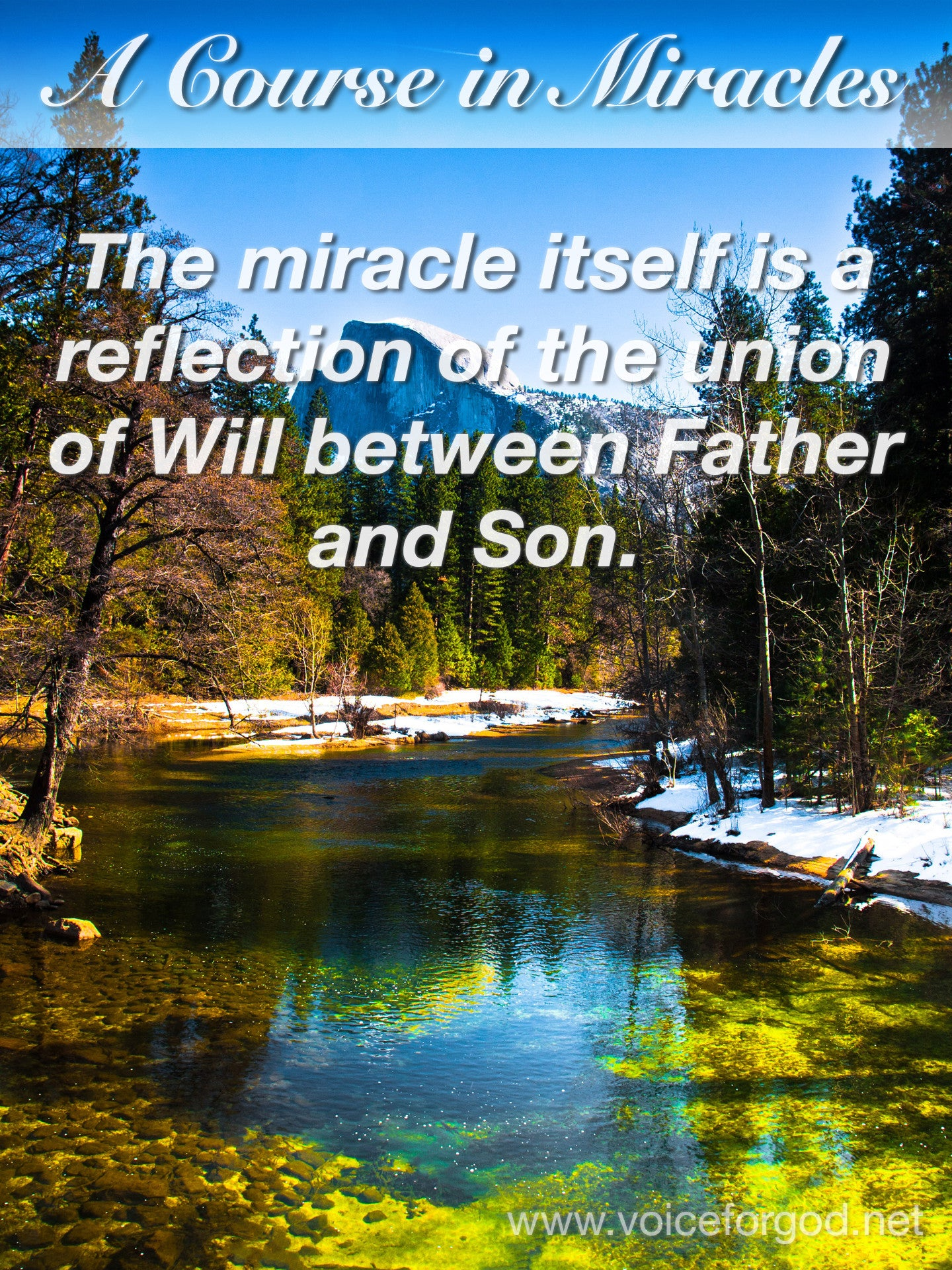 ACIM Quote 0611 A Course in Miracles Quotes