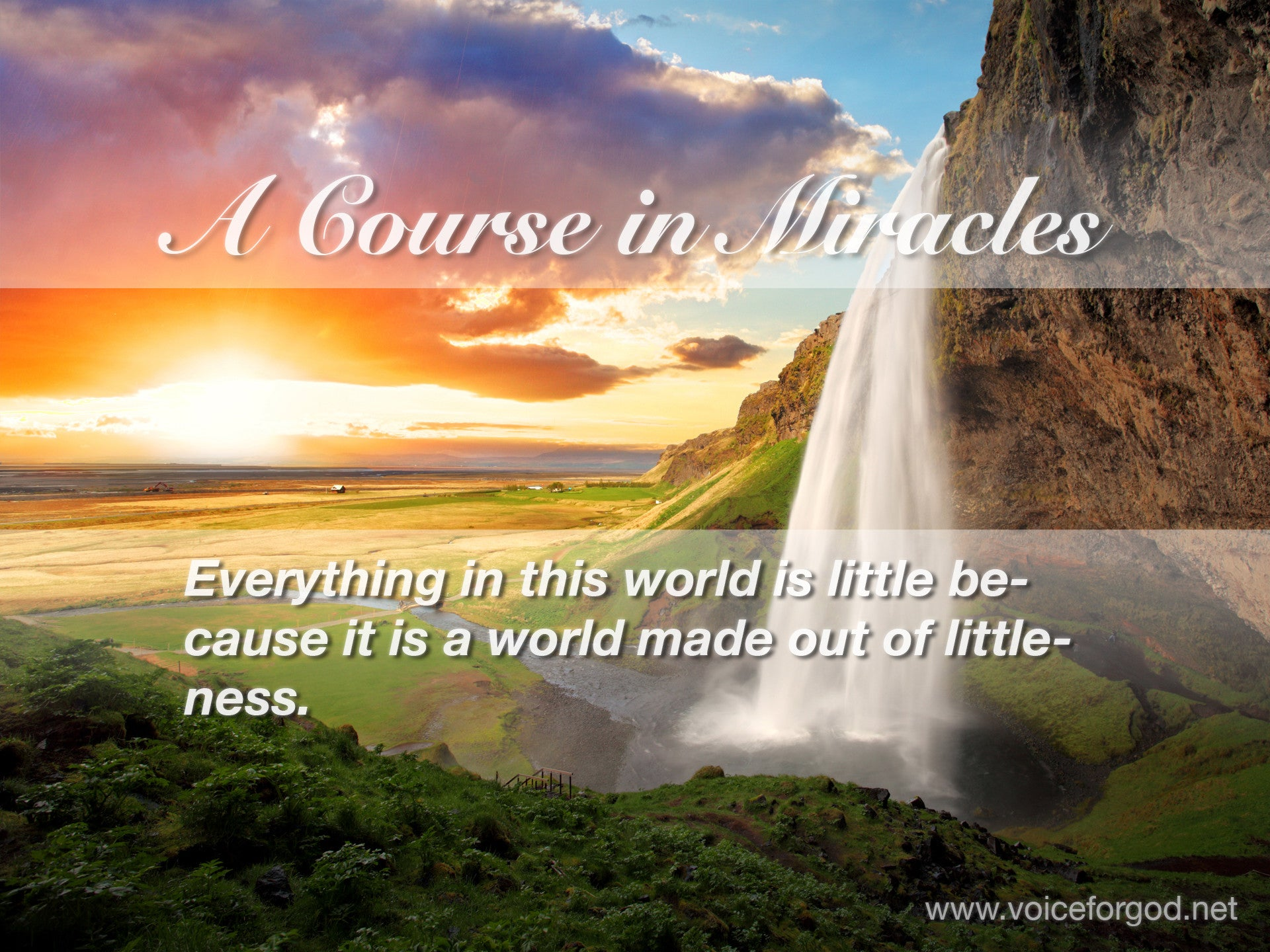 ACIM Quote 0614 A Course in Miracles Quotes