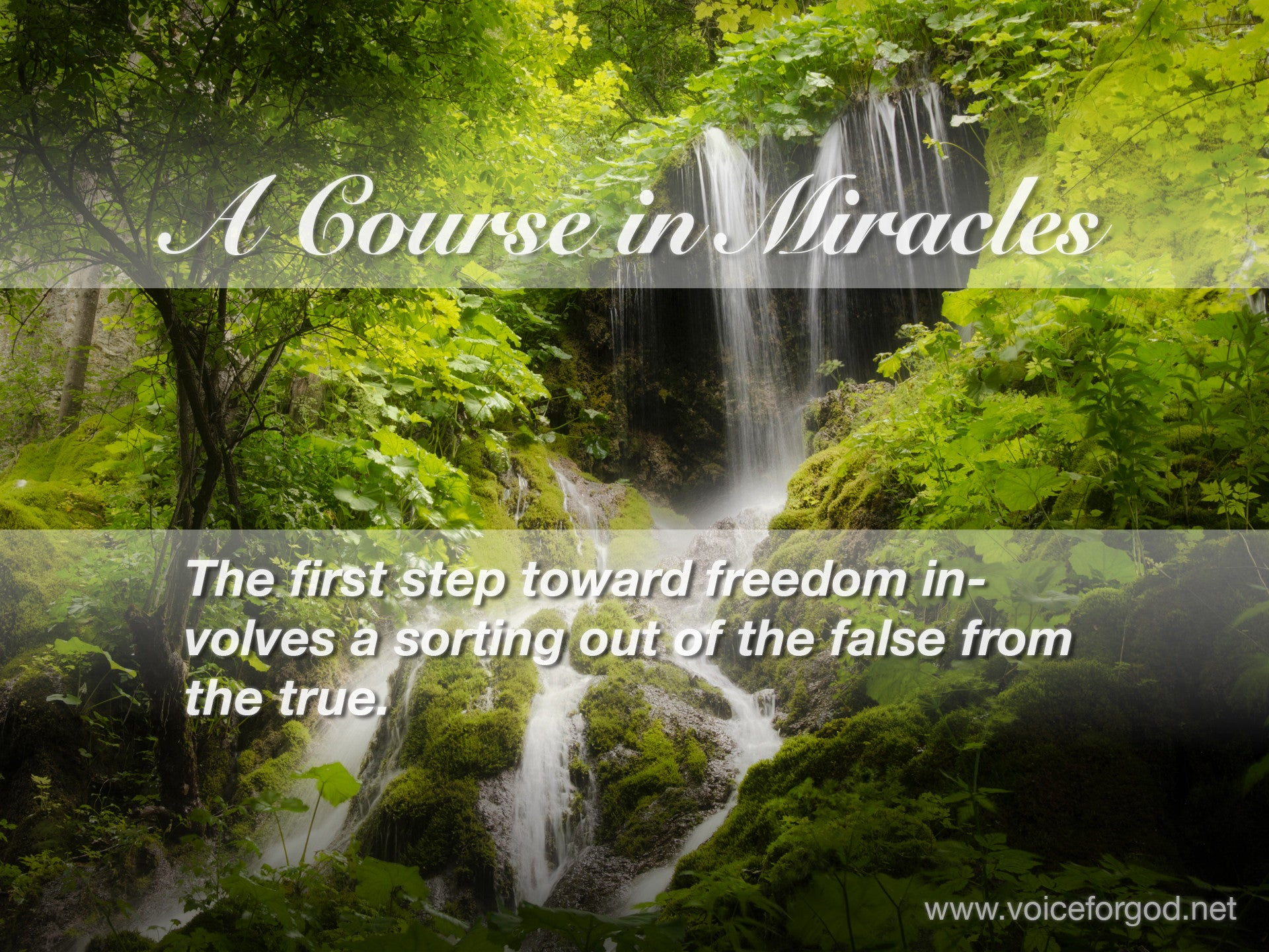 ACIM Quote 0620 A Course in Miracles Quotes