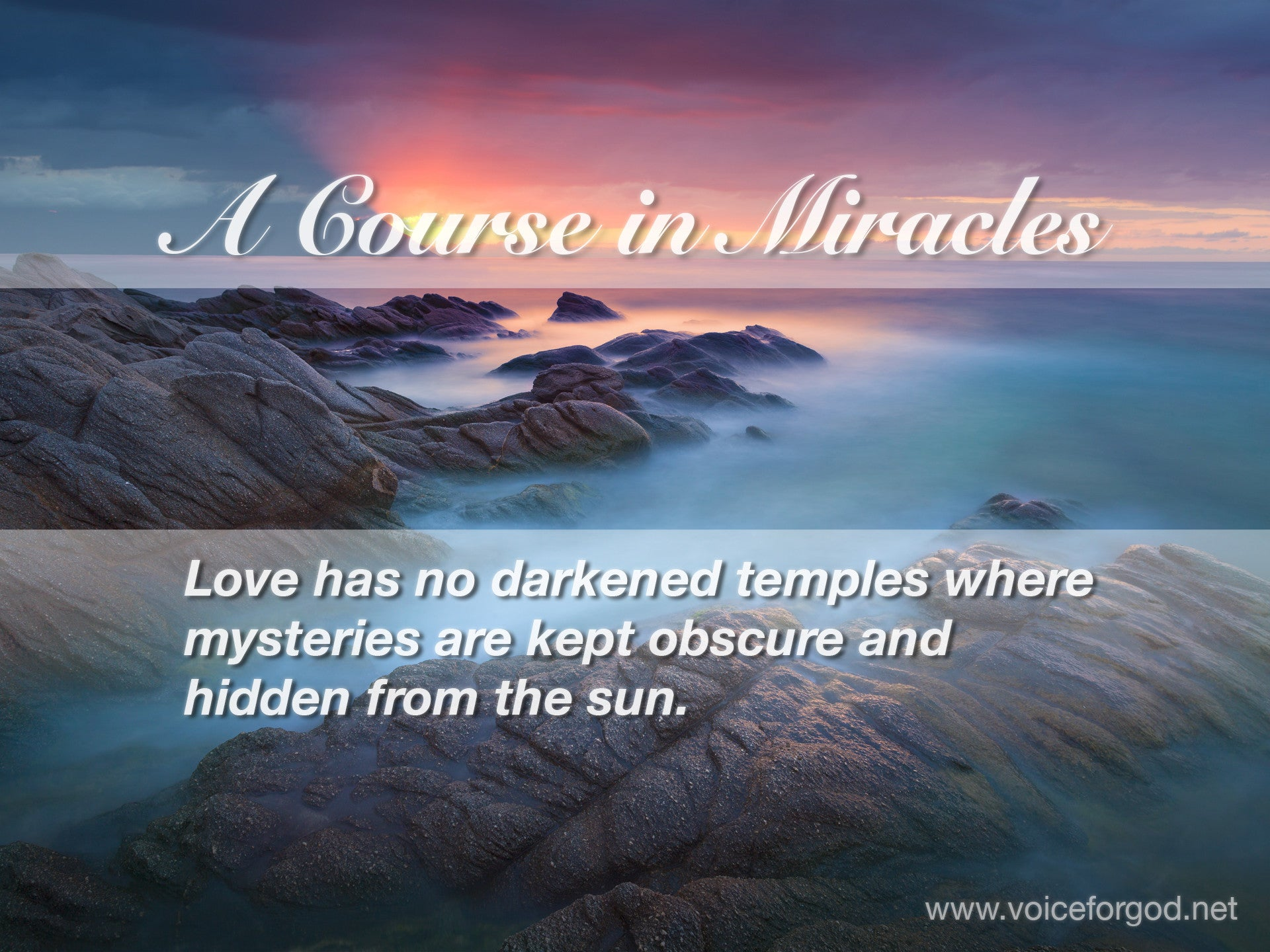 ACIM Quote 0660 A Course in Miracles Quotes