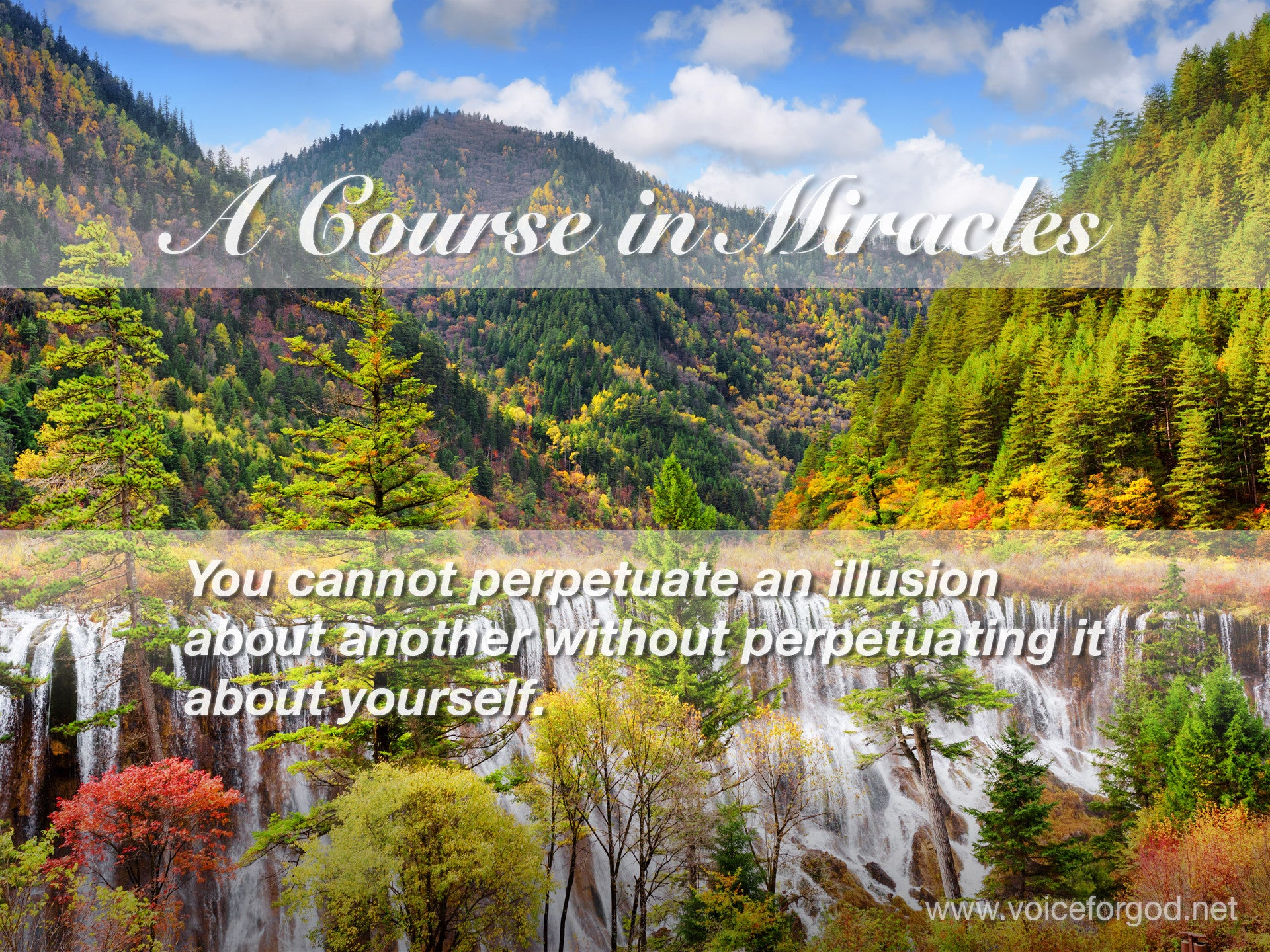 ACIM Quote 0666 A Course in Miracles Quotes