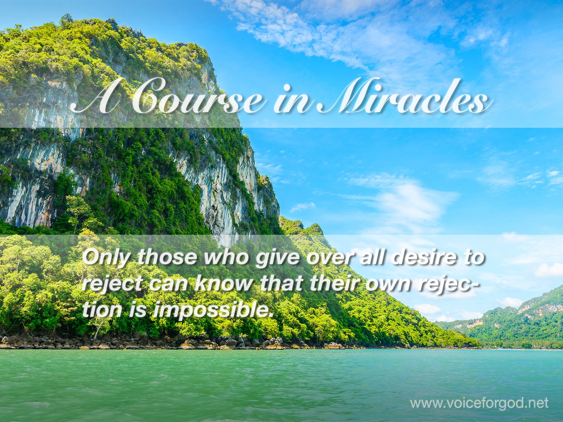 ACIM Quote 0694 A Course in Miracles Quotes