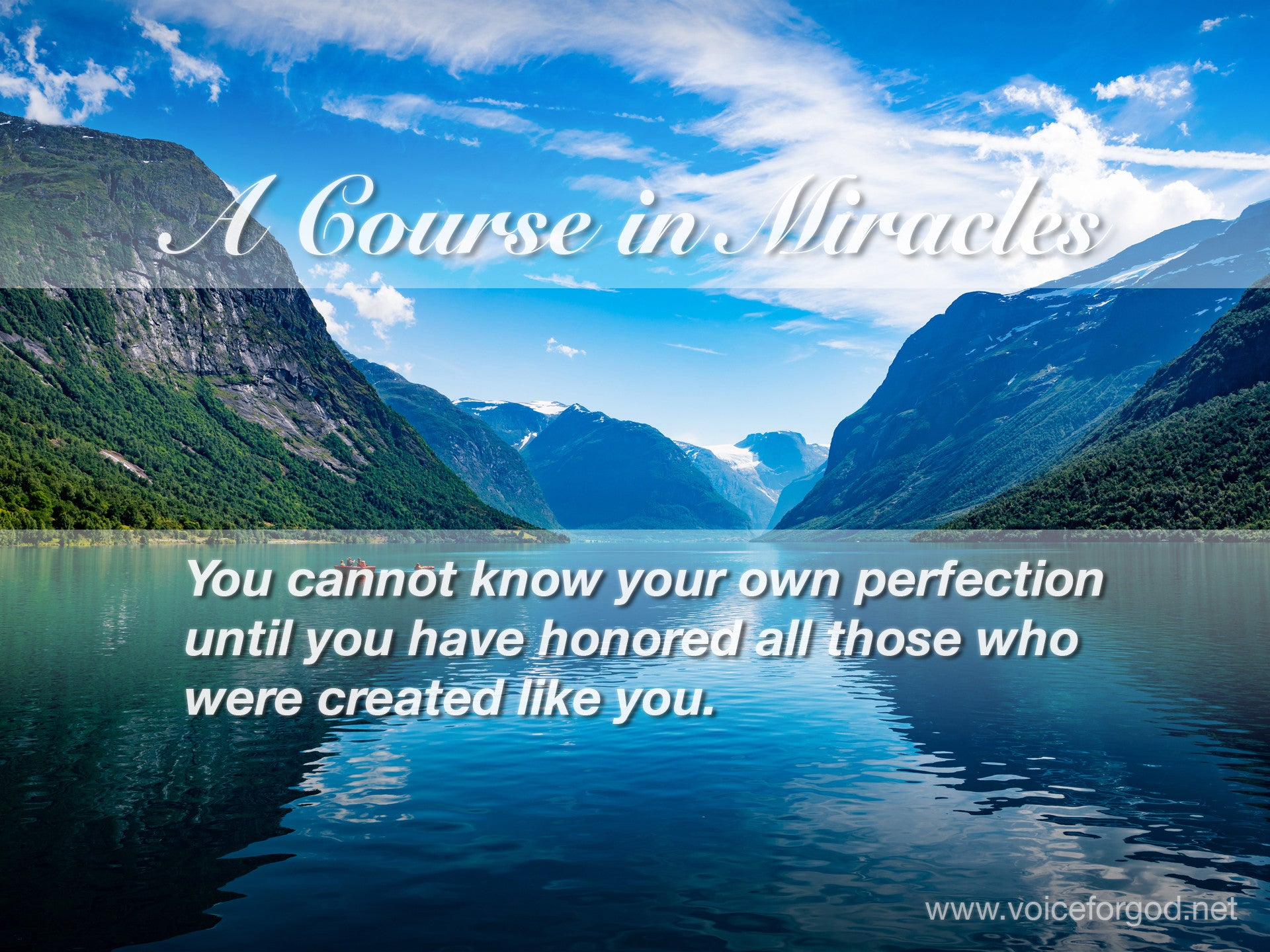 ACIM Quote 0696 A Course in Miracles Quotes