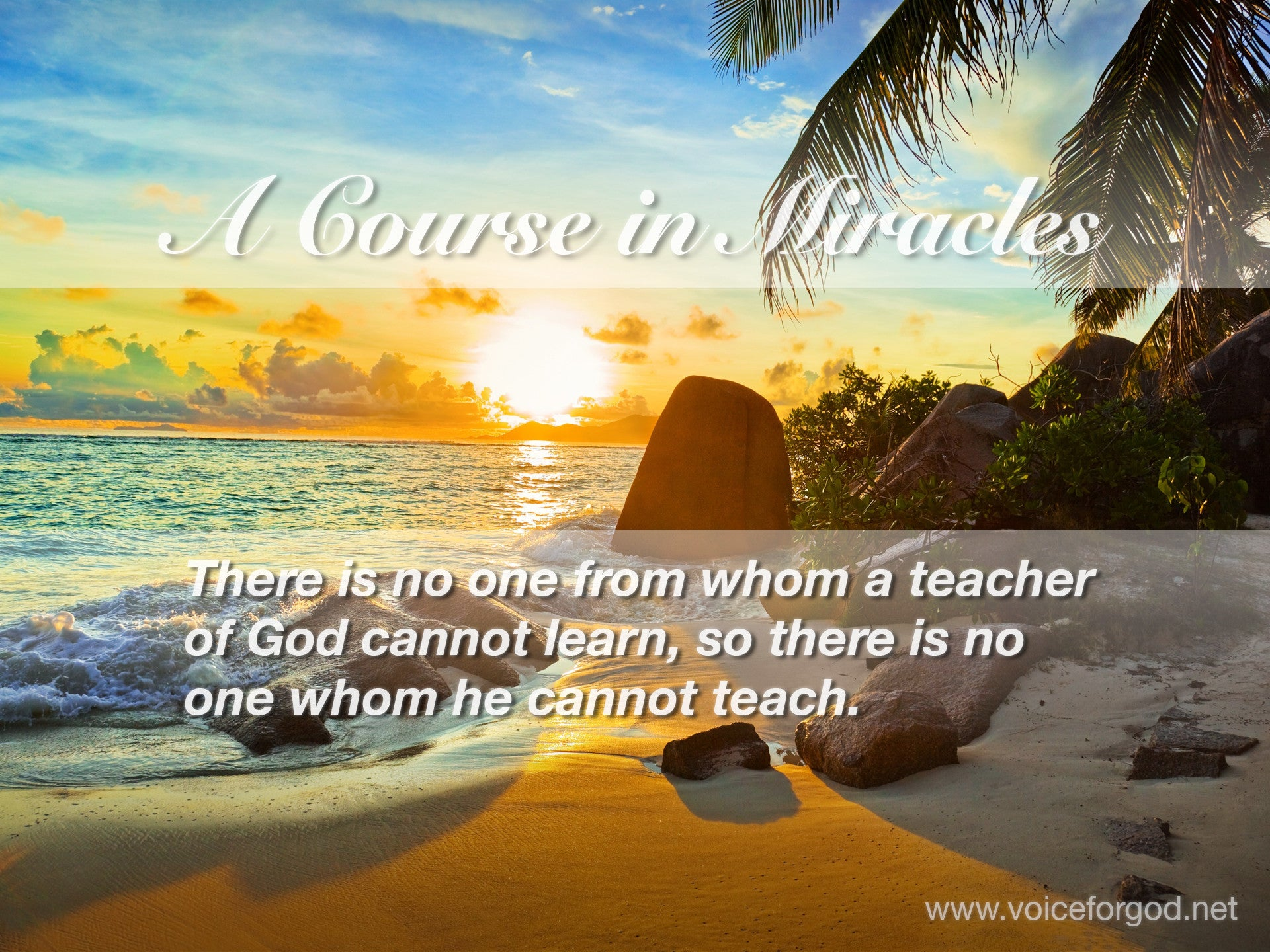 ACIM Quote 0701 A Course in Miracles Quotes