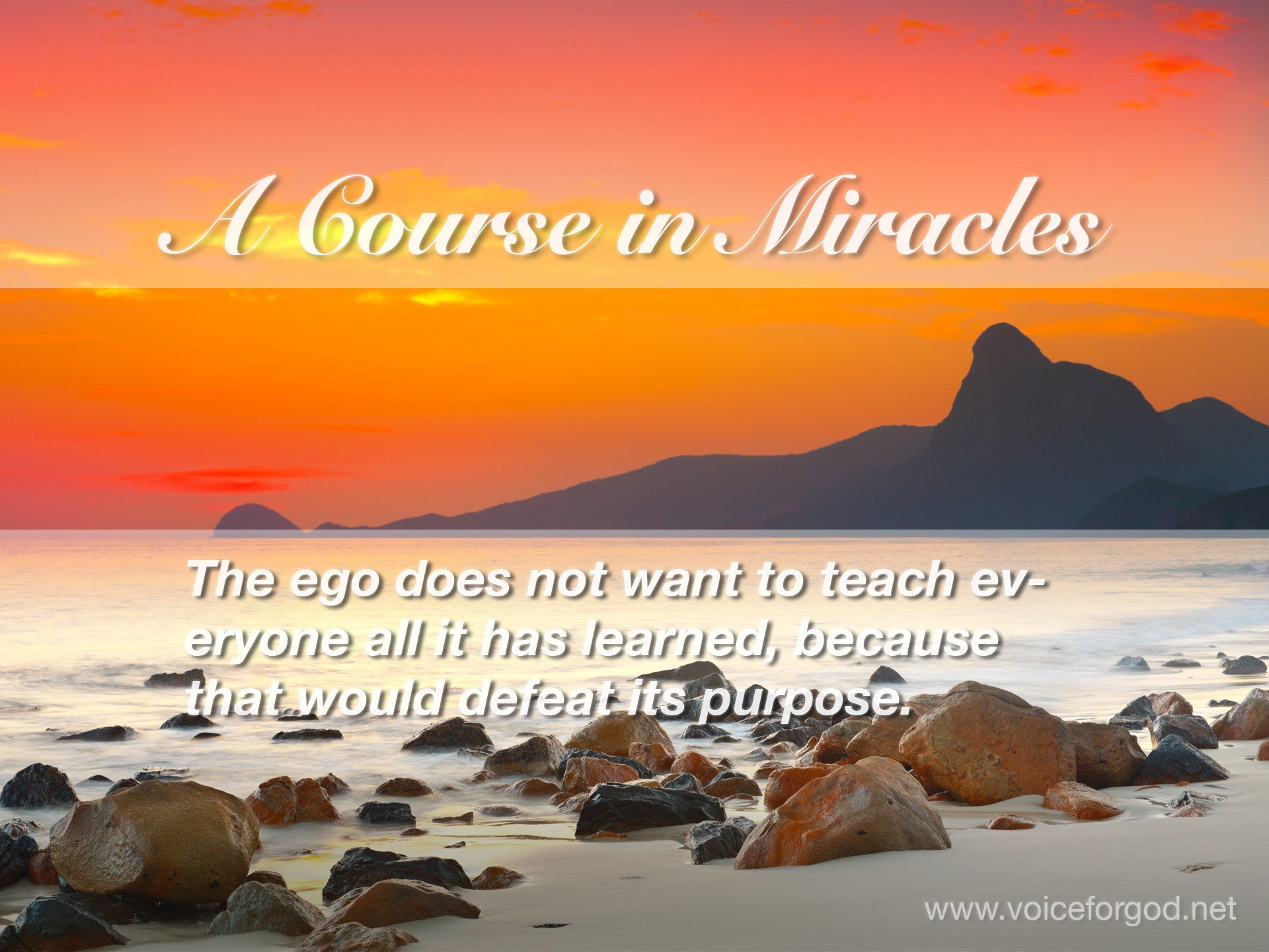 ACIM Quote 0703 A Course in Miracles Quotes