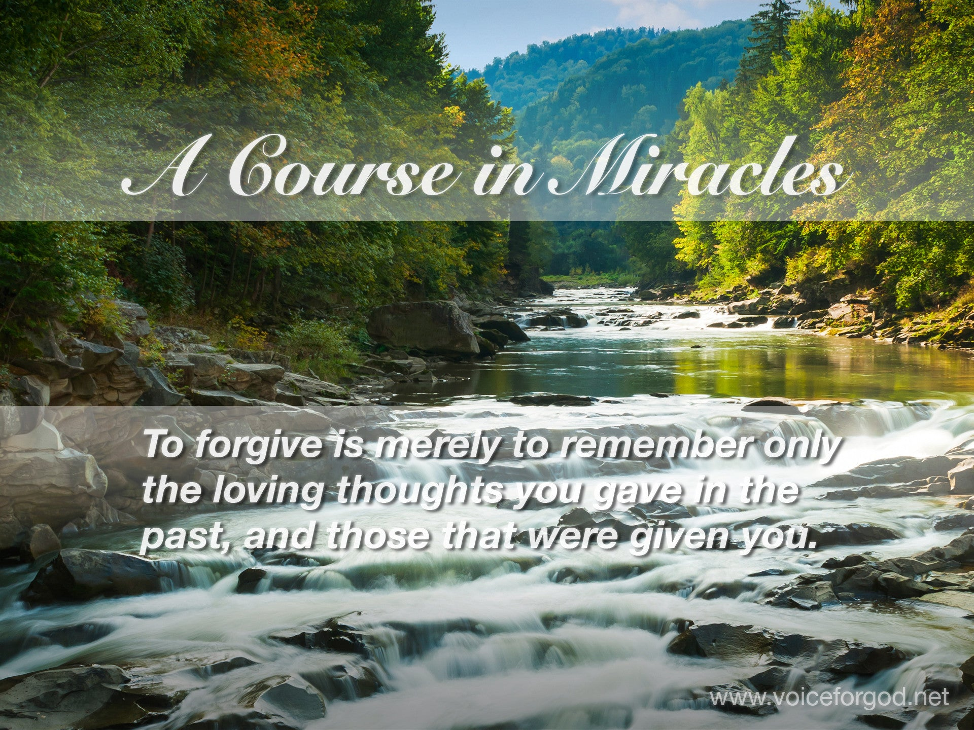 ACIM Quote 0740 A Course in Miracles Quotes