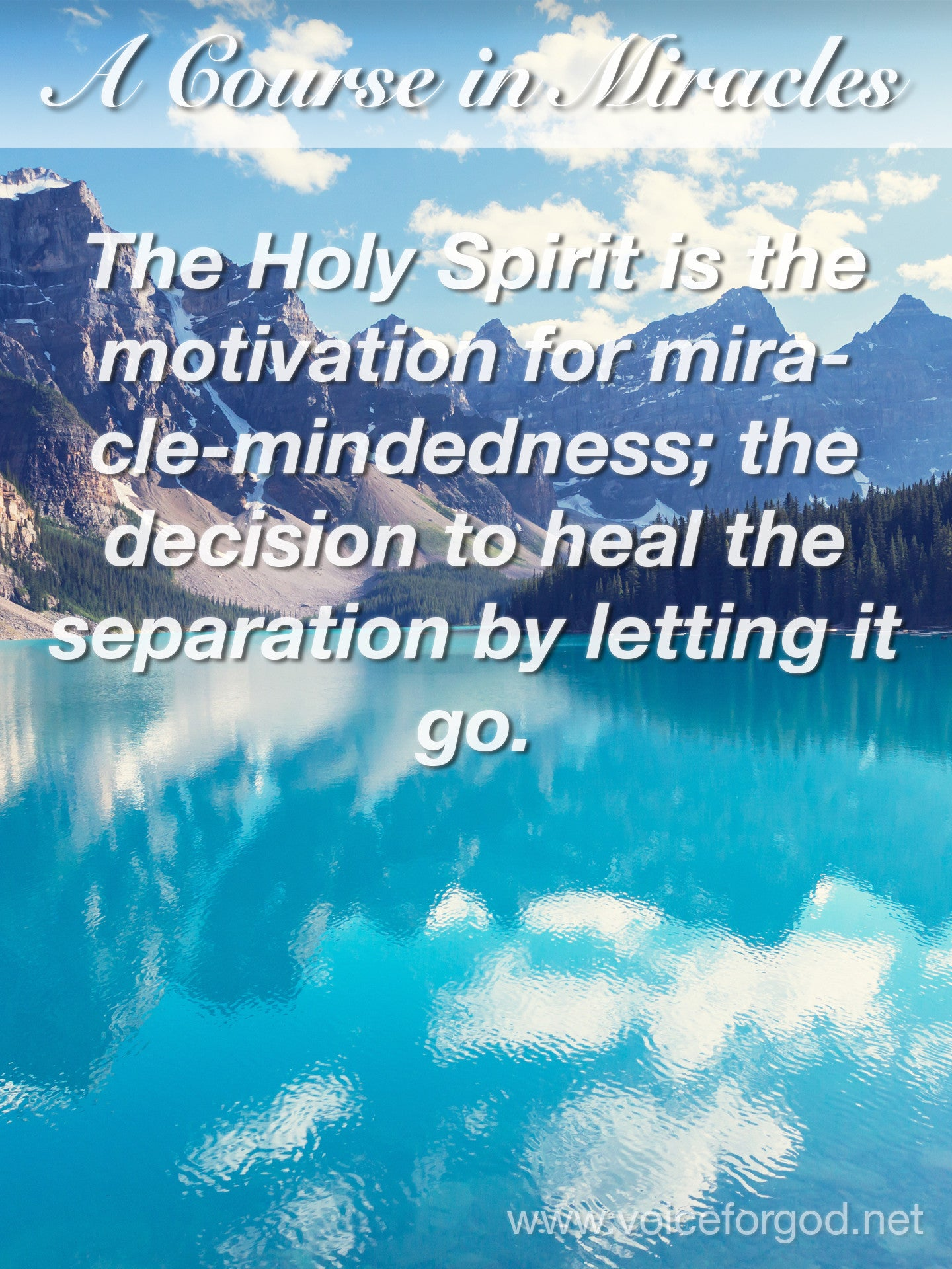 ACIM Quote 0749 A Course in Miracles Quotes