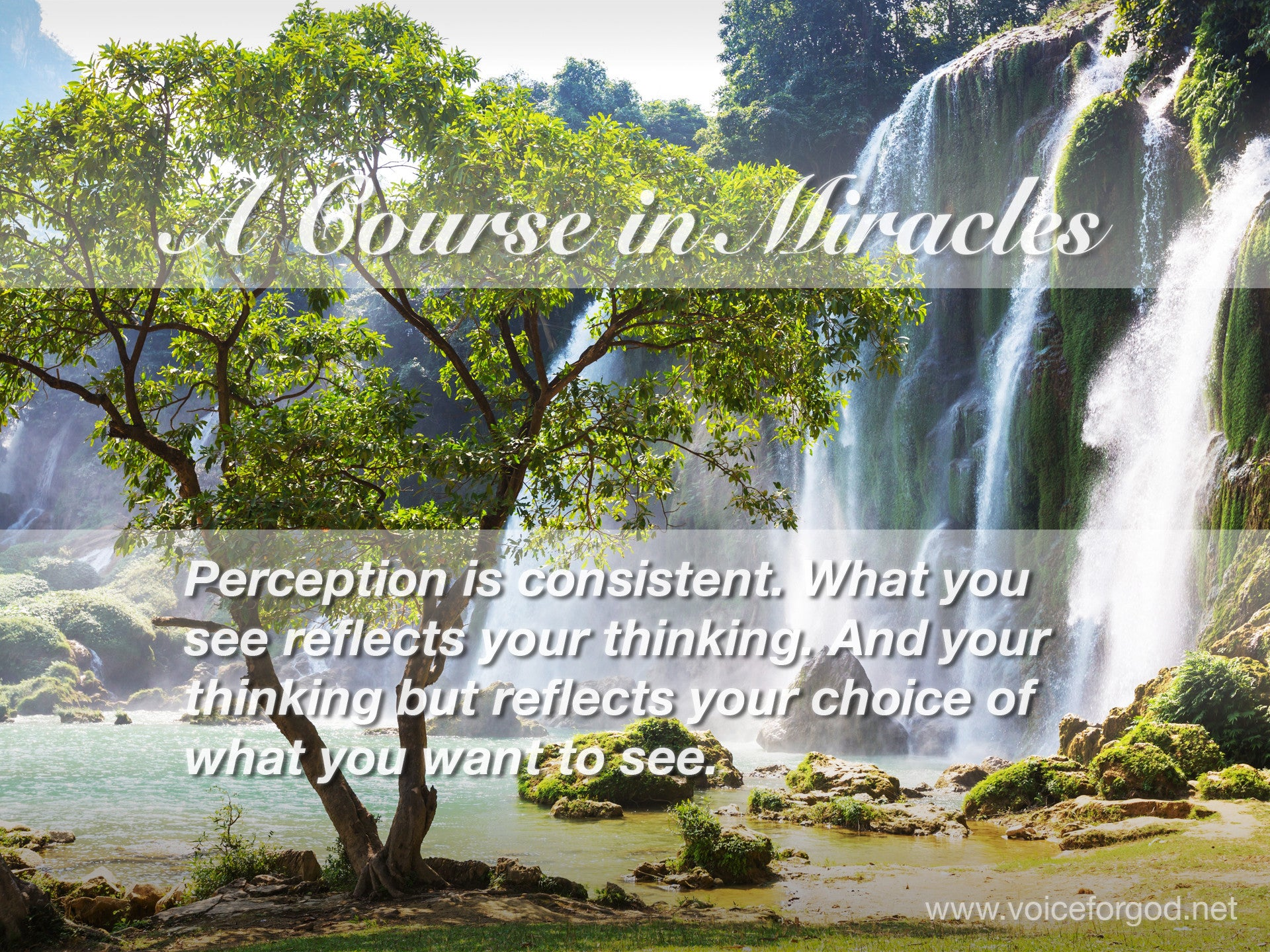 ACIM Quote 0807 A Course in Miracles Quotes