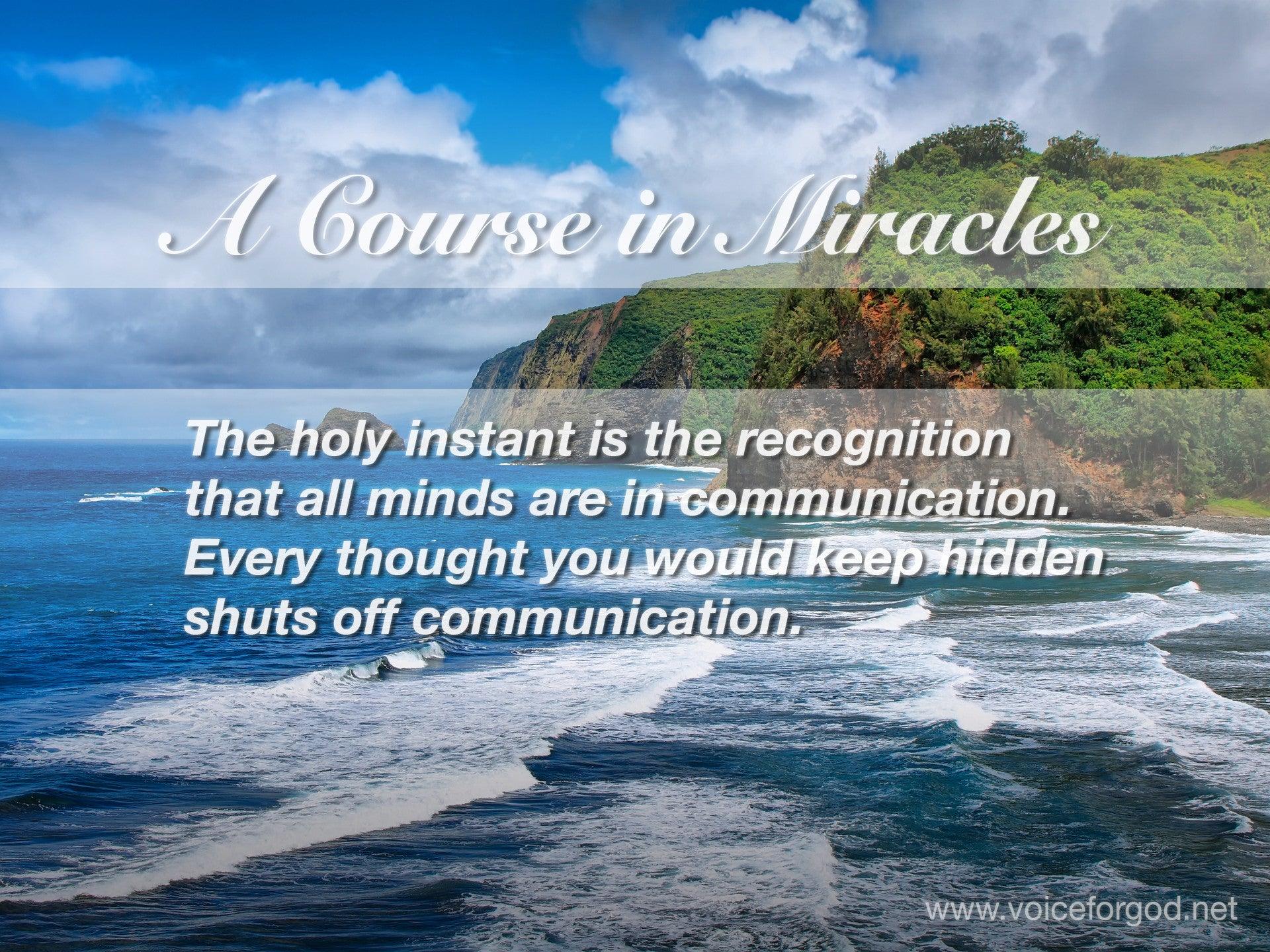 ACIM Quote 0816 A Course in Miracles Quotes