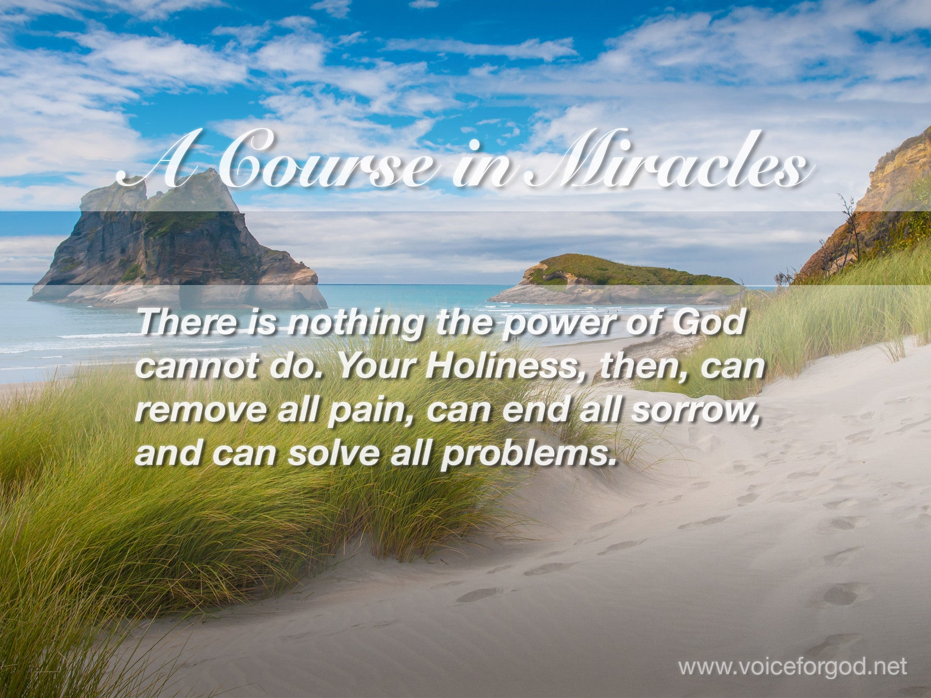 ACIM Quote 0818 A Course in Miracles Quotes