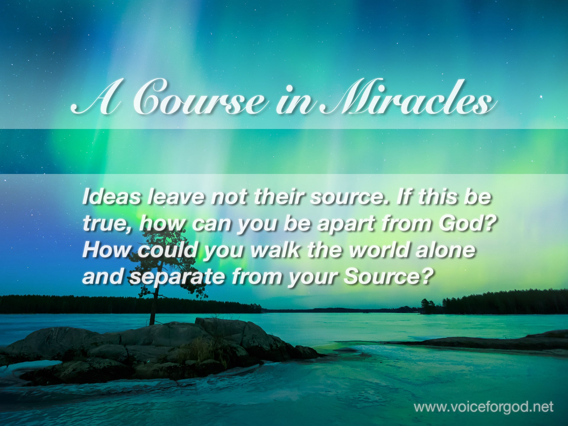 ACIM Quote 0835 A Course in Miracles Quotes