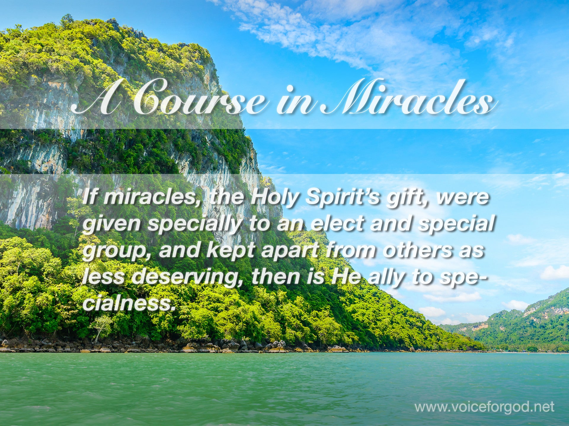 ACIM Quote 0894 A Course in Miracles Quotes