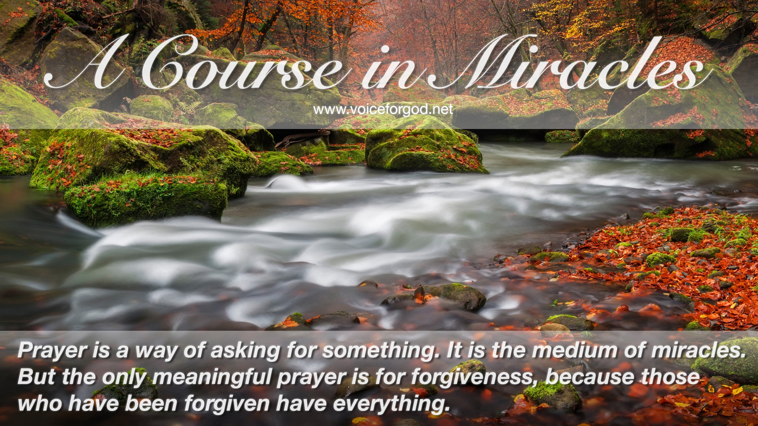 ACIM ACIM Quote 0908 A Course in Miracles Quotes – Voice For God