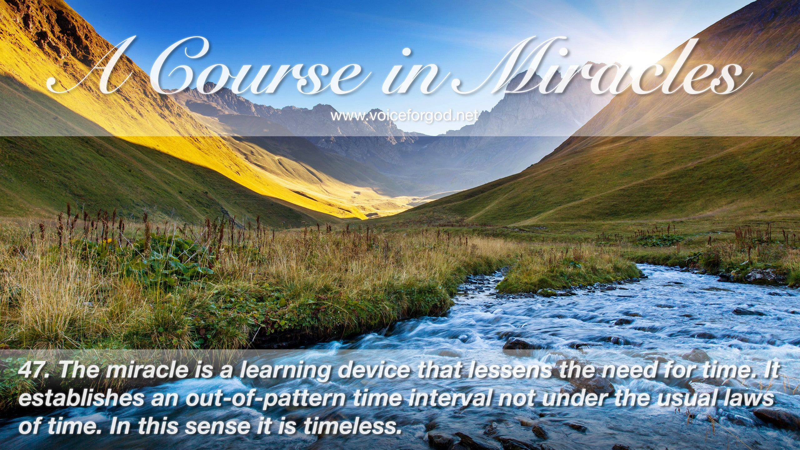 ACIM Quote 0910 A Course in Miracles Quotes