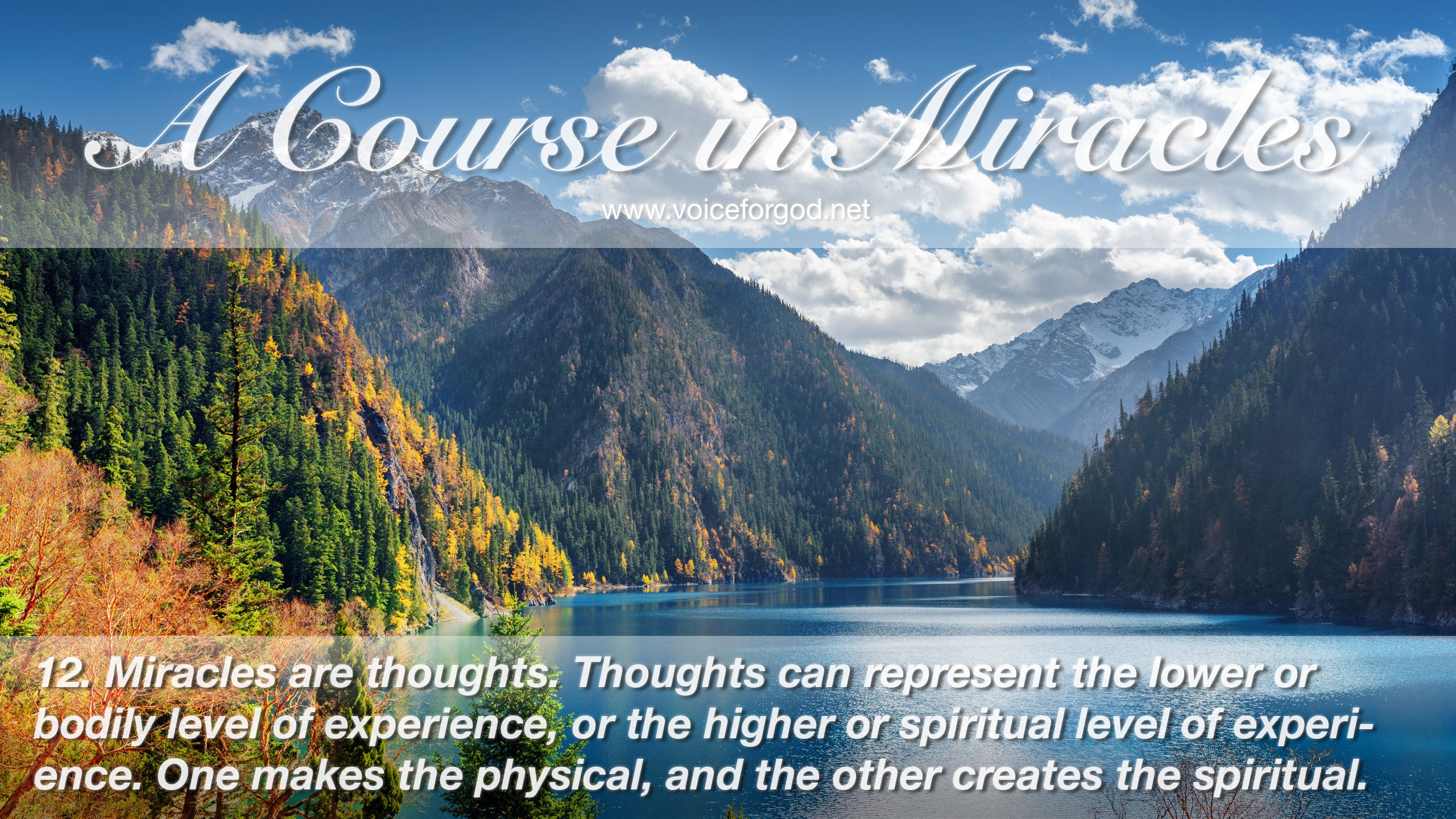ACIM Quote 0930 A Course in Miracles Quotes