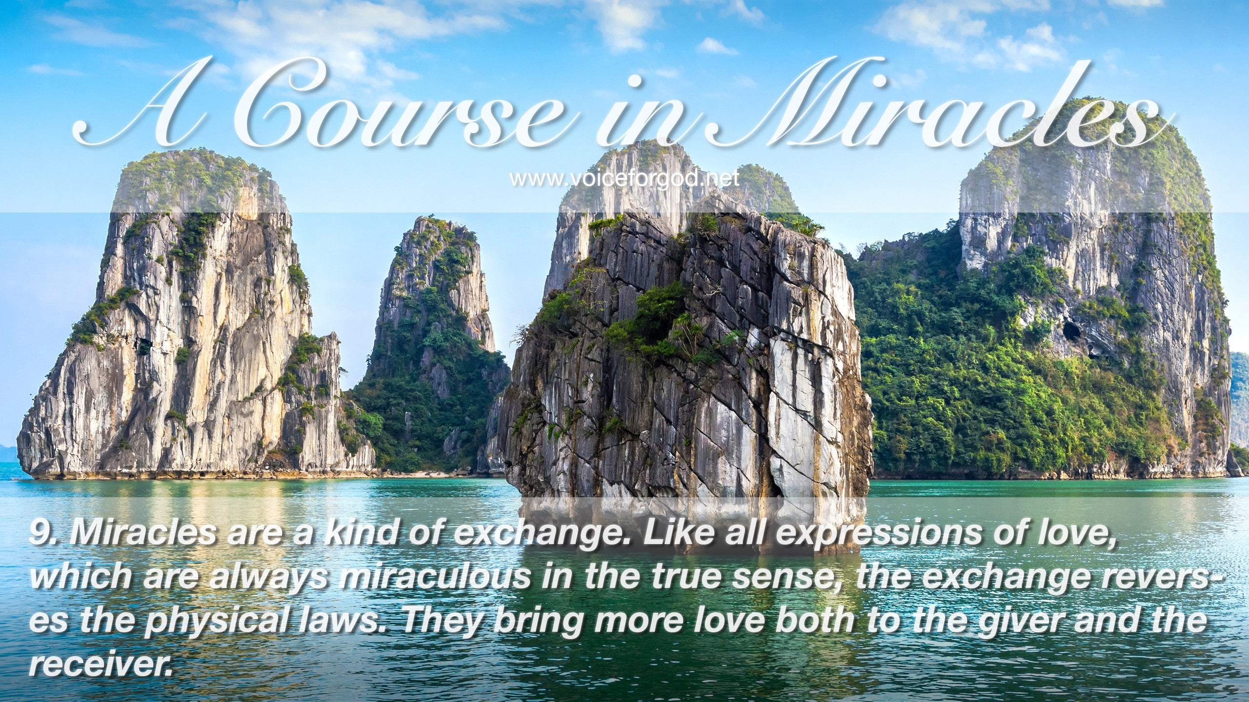 Acim Acim Quote 0938 A Course In Miracles Quotes Voice For God