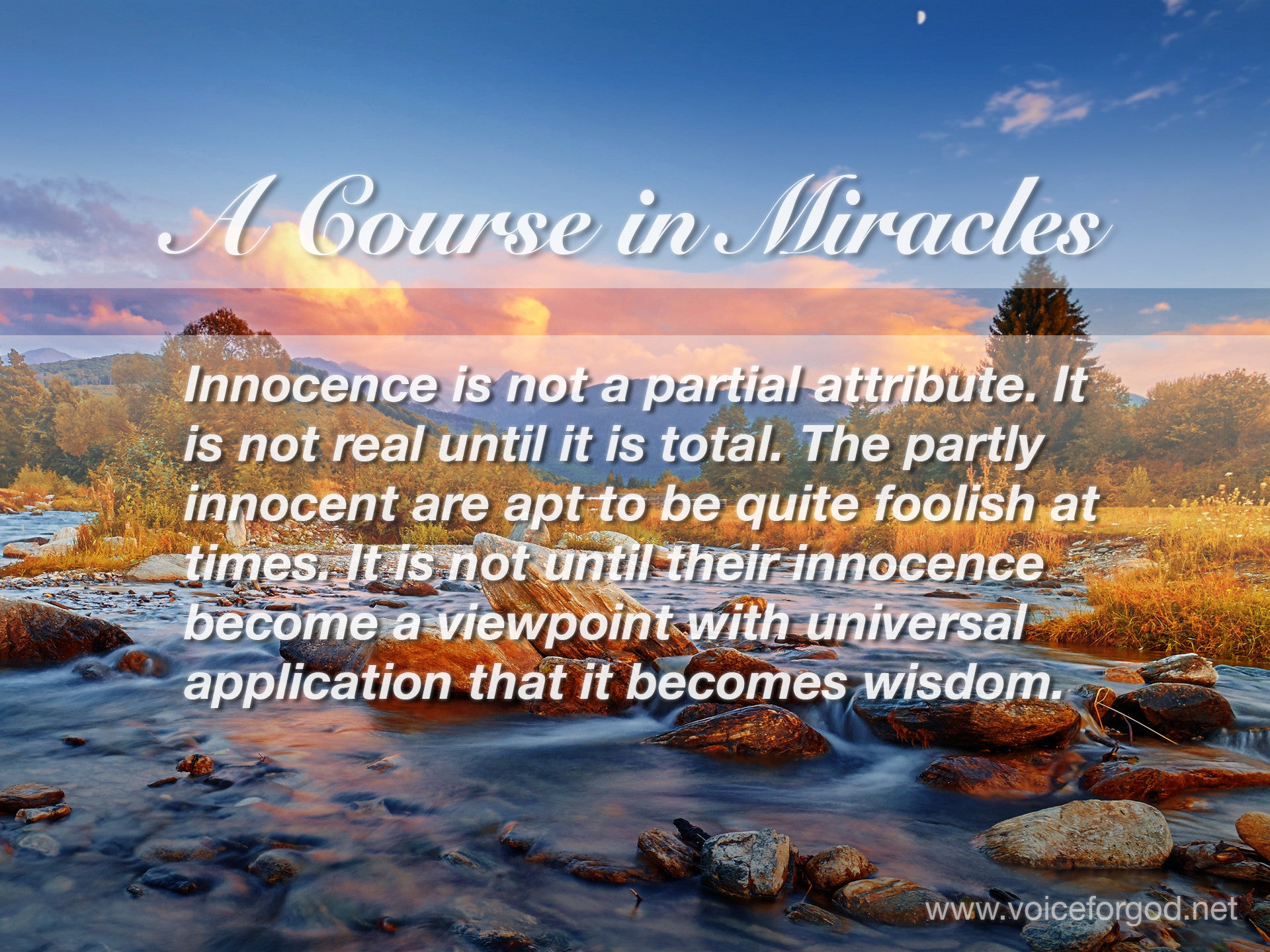 ACIM Quote 0956 A Course in Miracles Quotes
