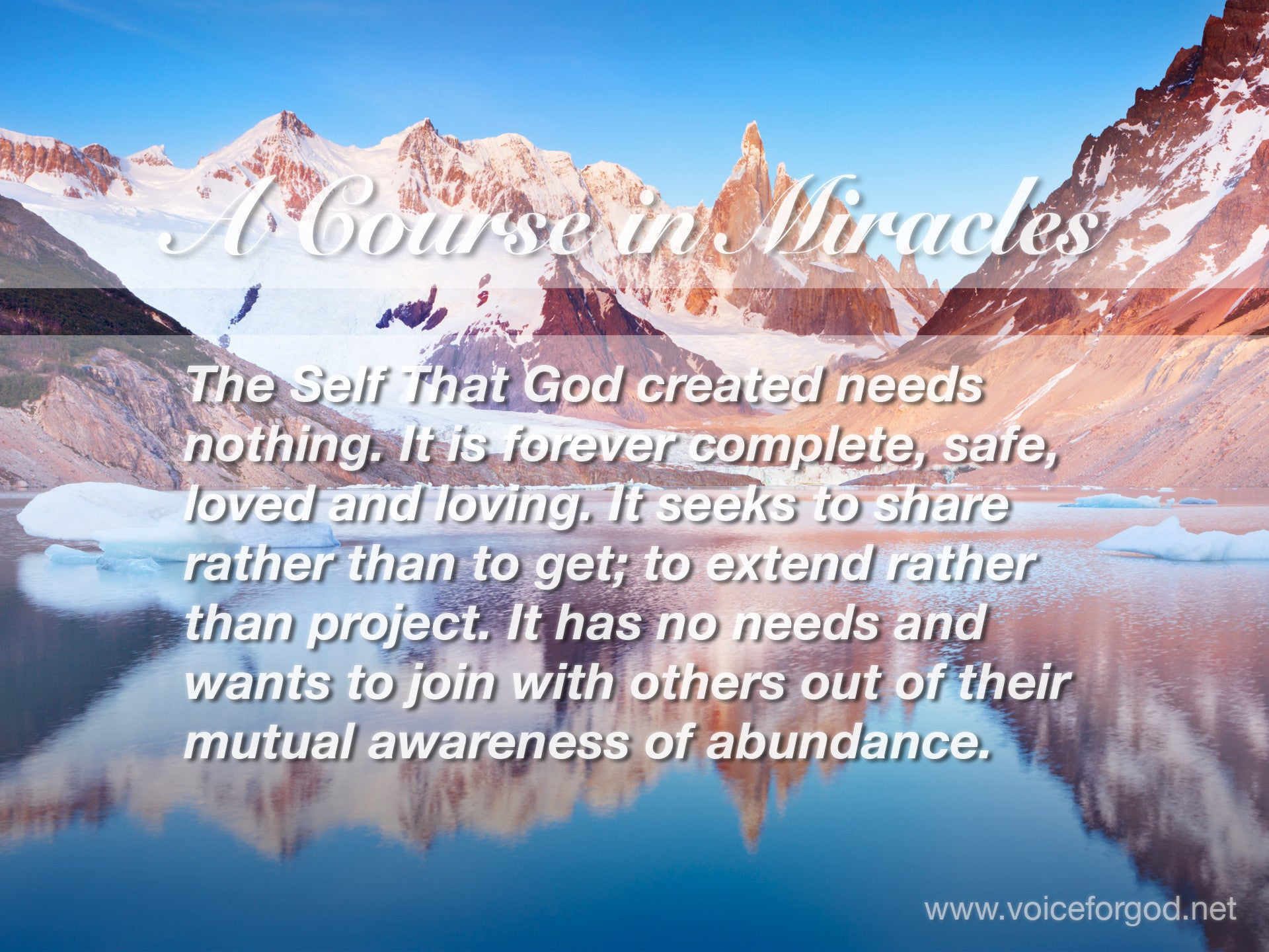ACIM Quote 0970 A Course in Miracles Quotes