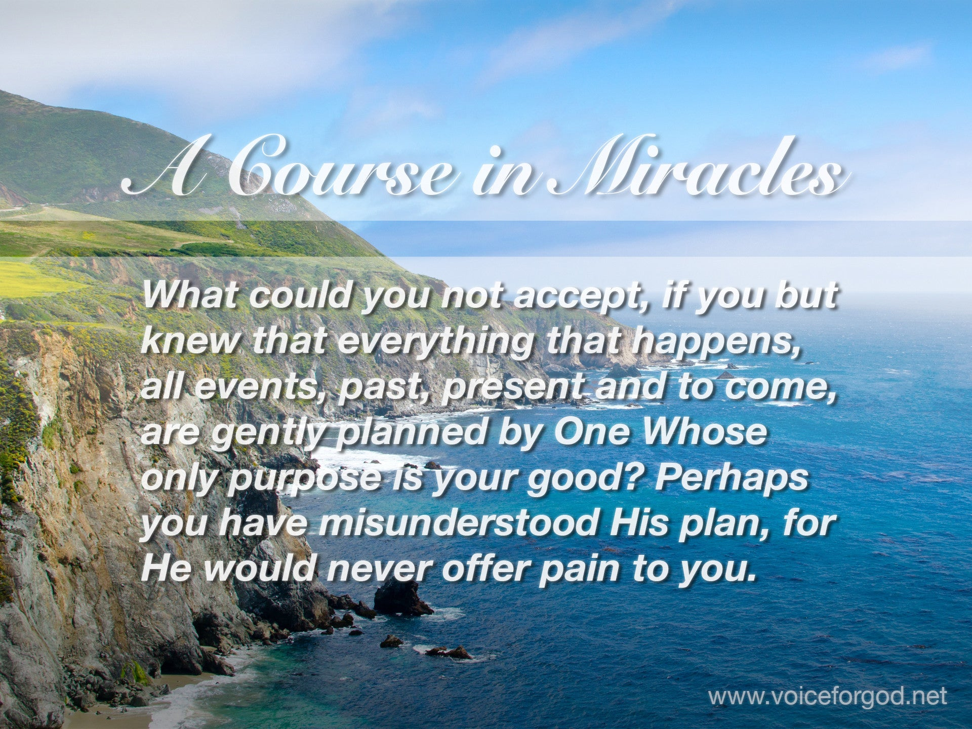 ACIM Quote 0972 A Course in Miracles Quotes