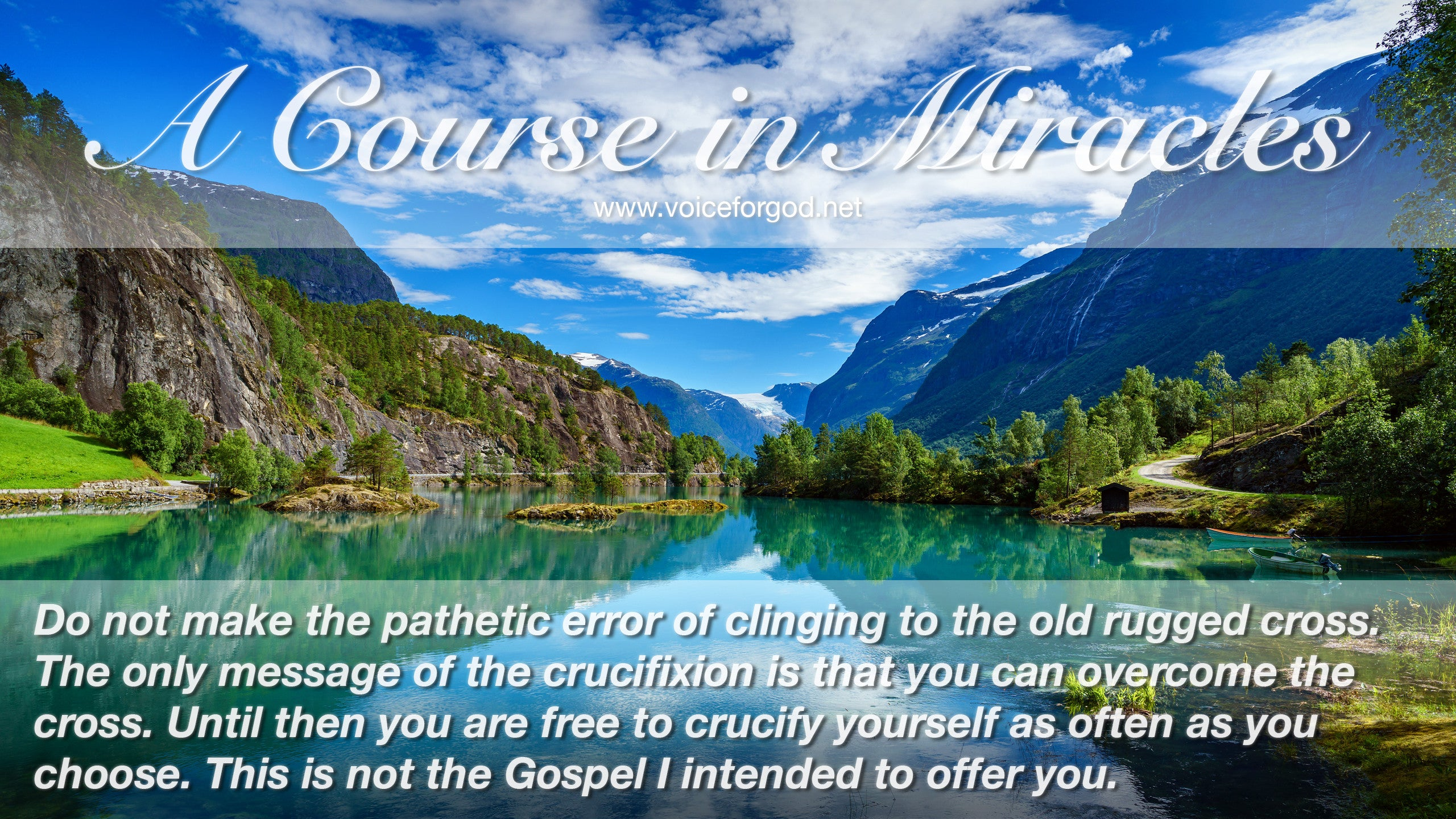 ACIM Quote 0975 A Course in Miracles Quotes