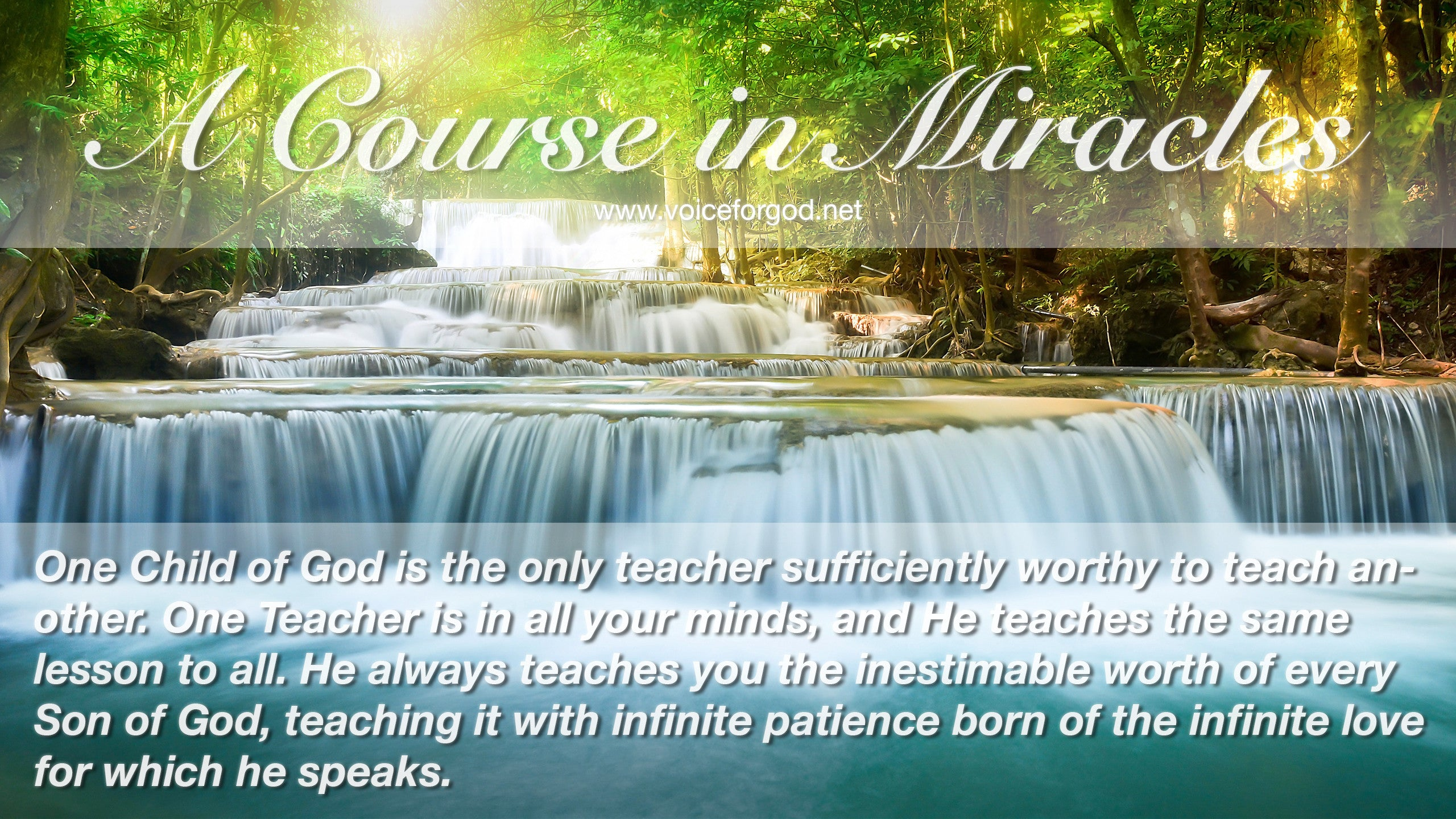 ACIM Quote 0985 A Course in Miracles Quotes