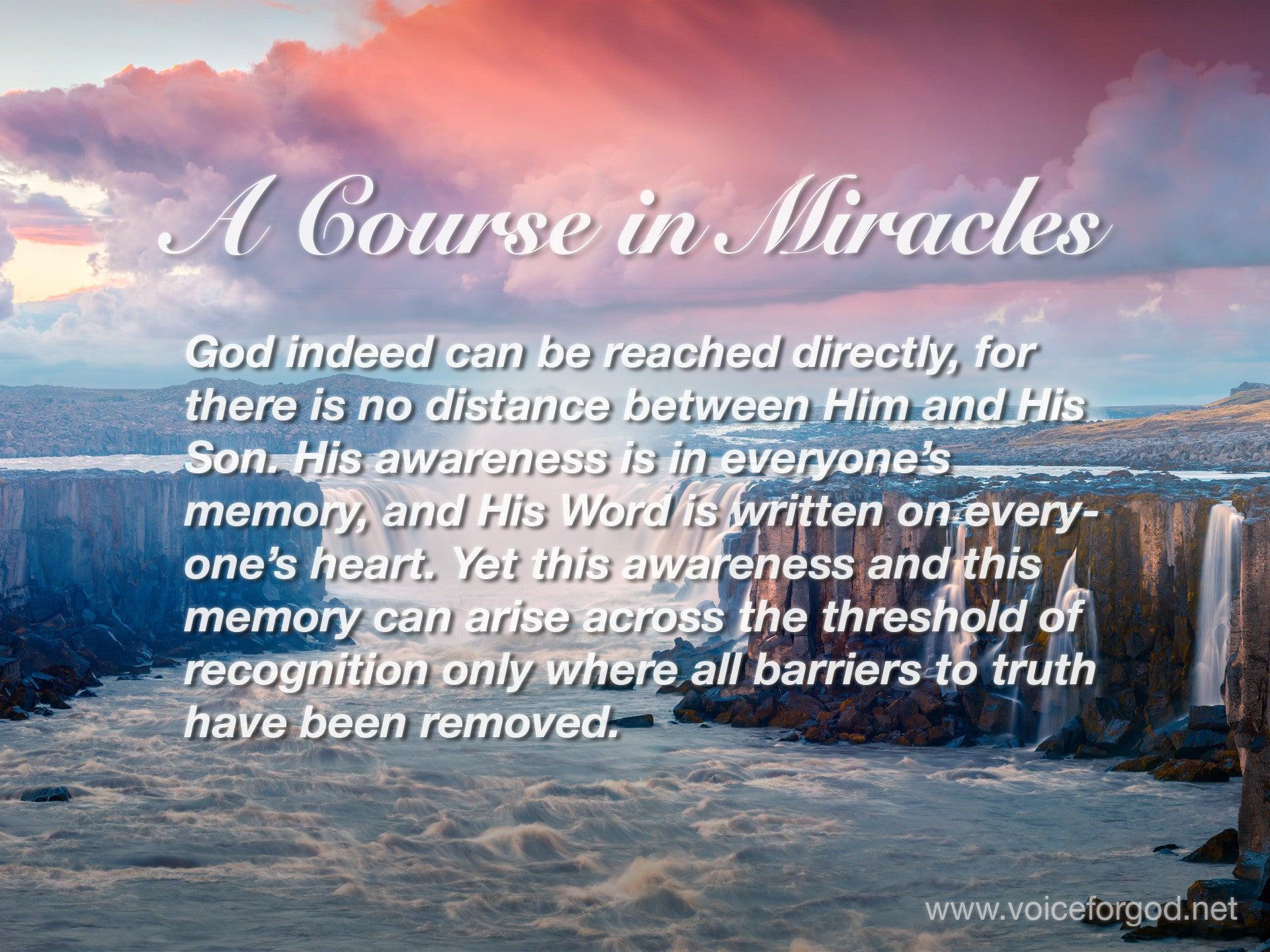 ACIM Quote 0990 A Course in Miracles Quotes