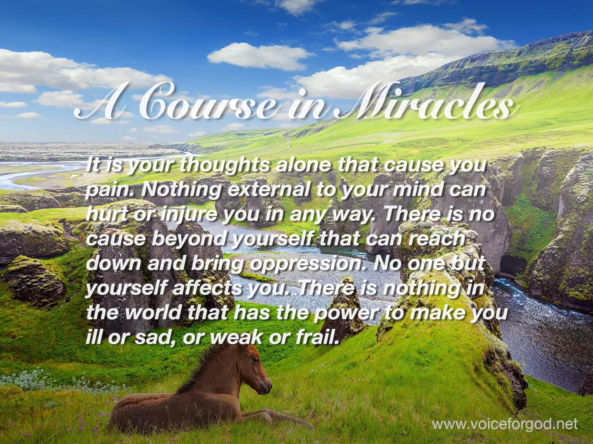ACIM Quote 0992 A Course in Miracles Quotes