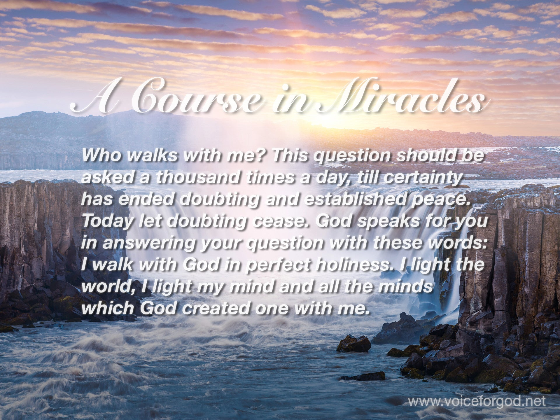 ACIM Quote 0999 A Course in Miracles Quotes