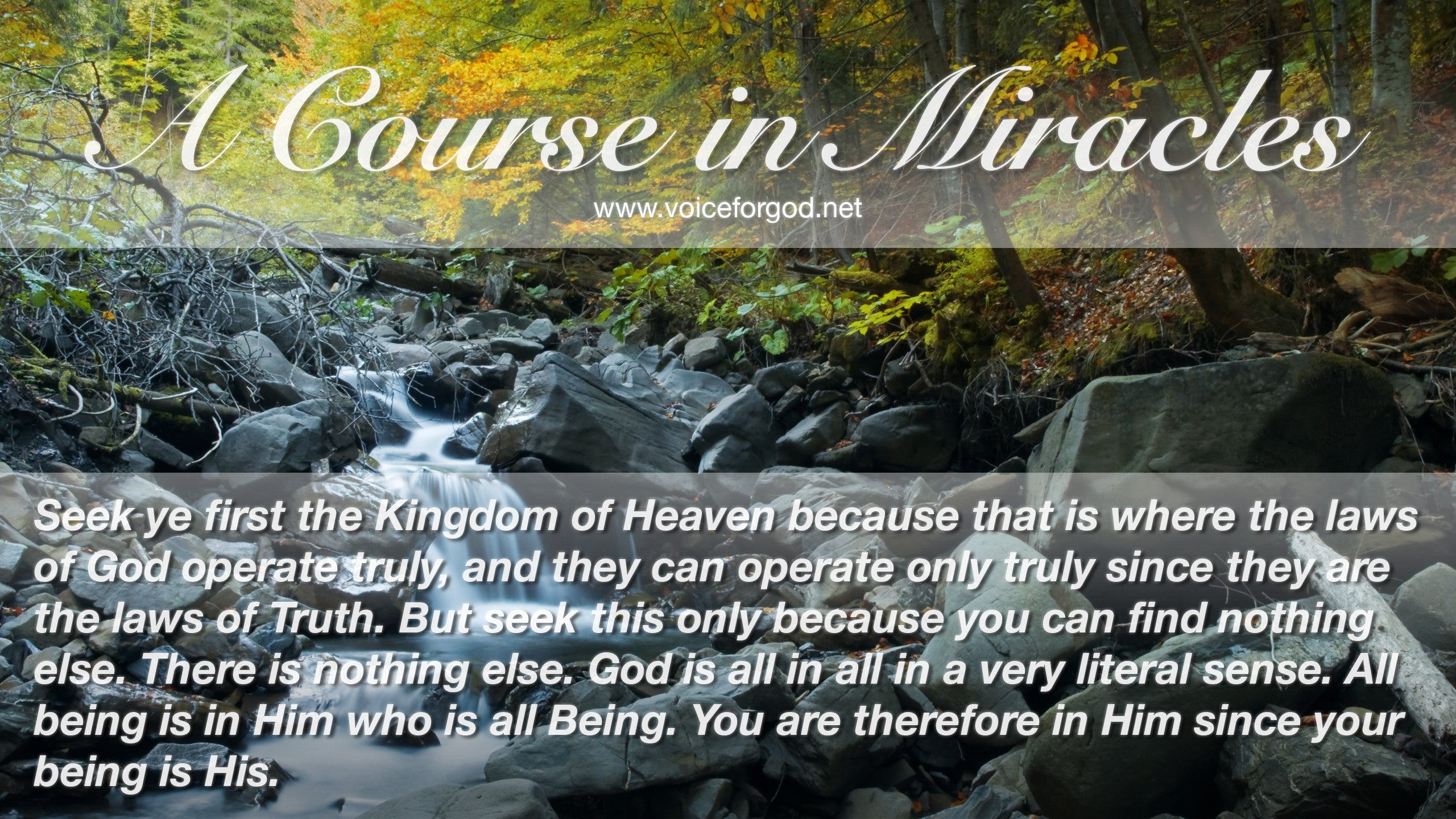 Acim Acim Quote 1004 A Course In Miracles Quotes Voice For God