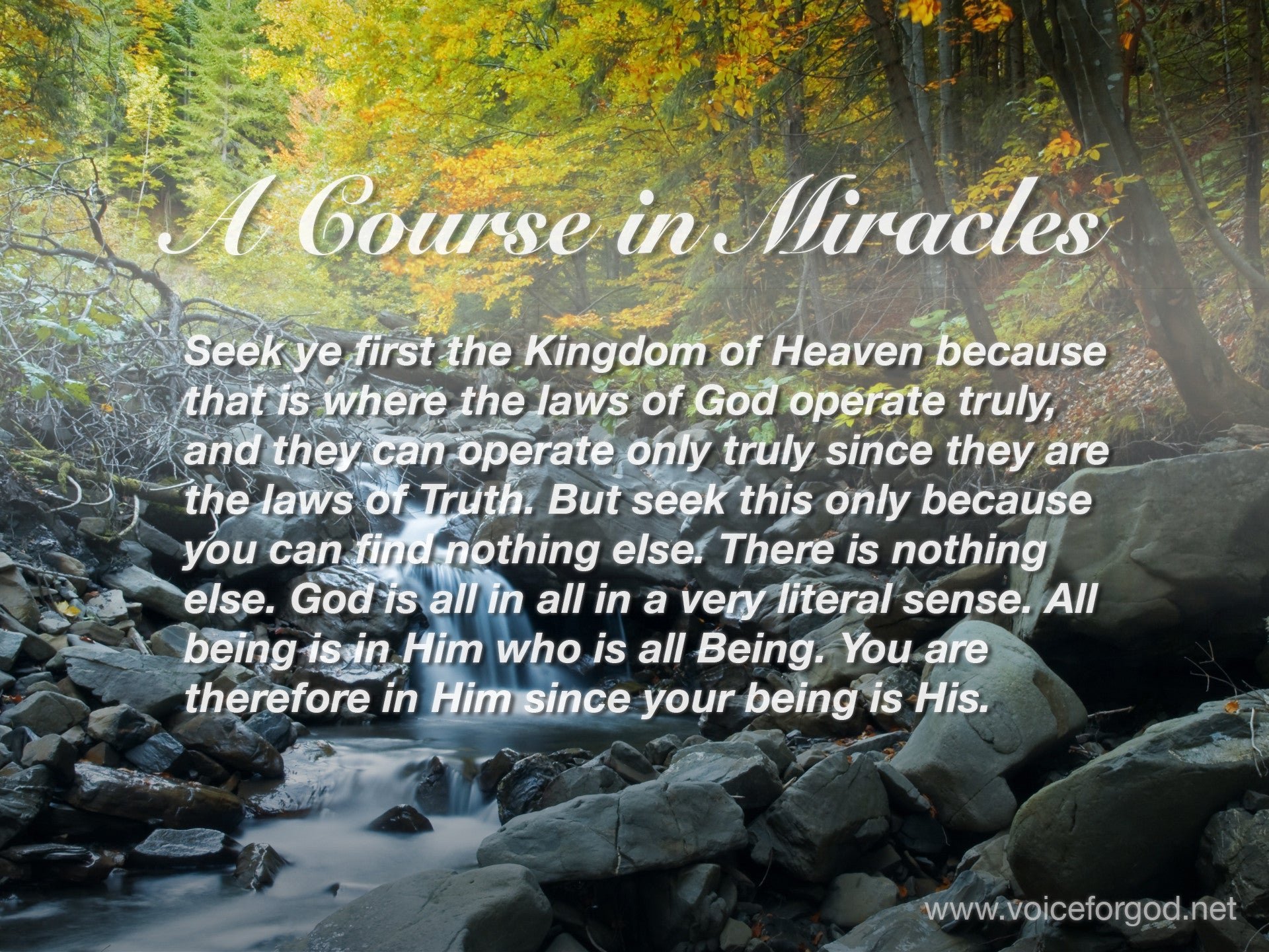 ACIM Quote 1004 A Course in Miracles Quotes