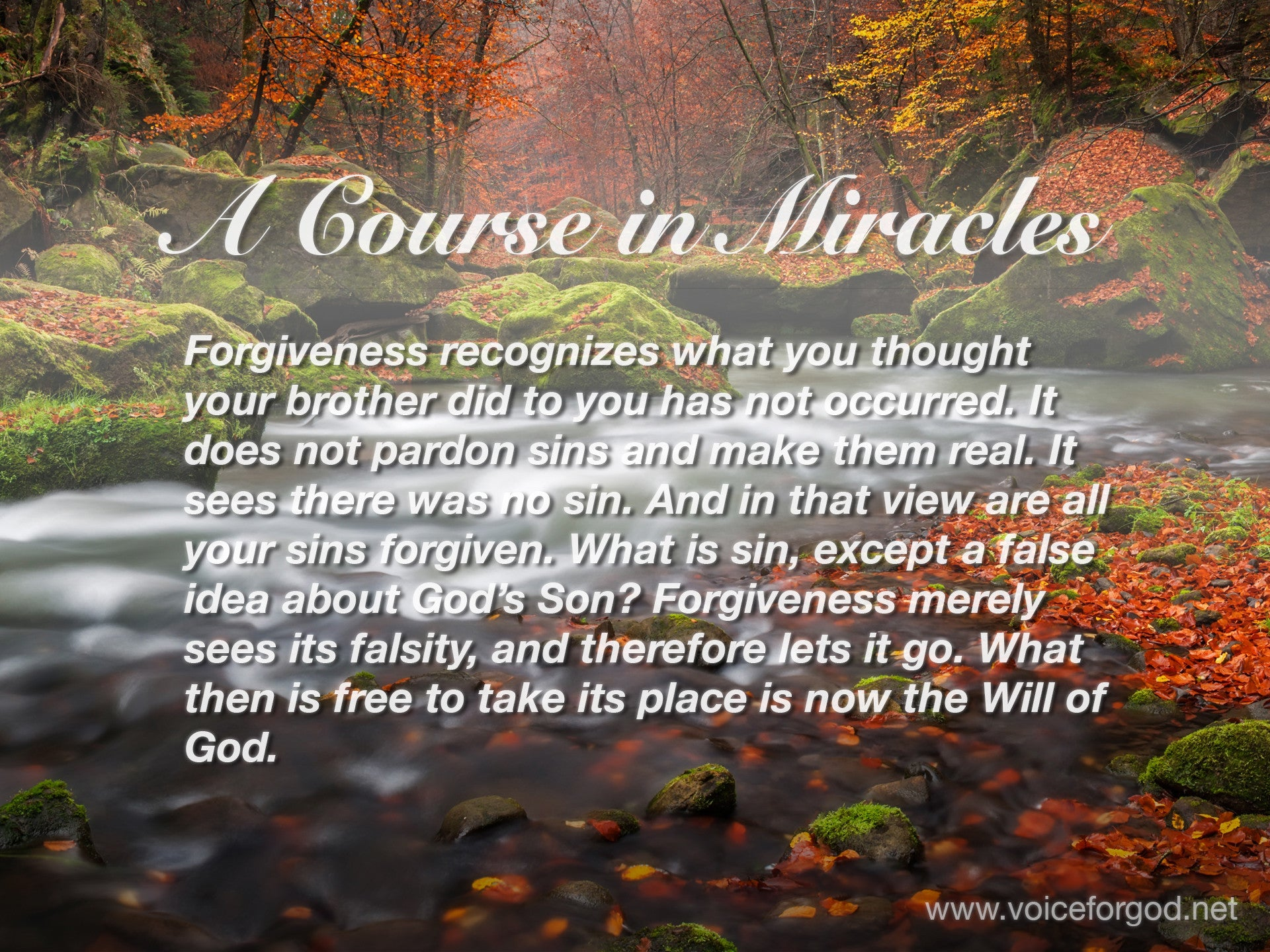 ACIM Quote 1008 A Course in Miracles Quotes