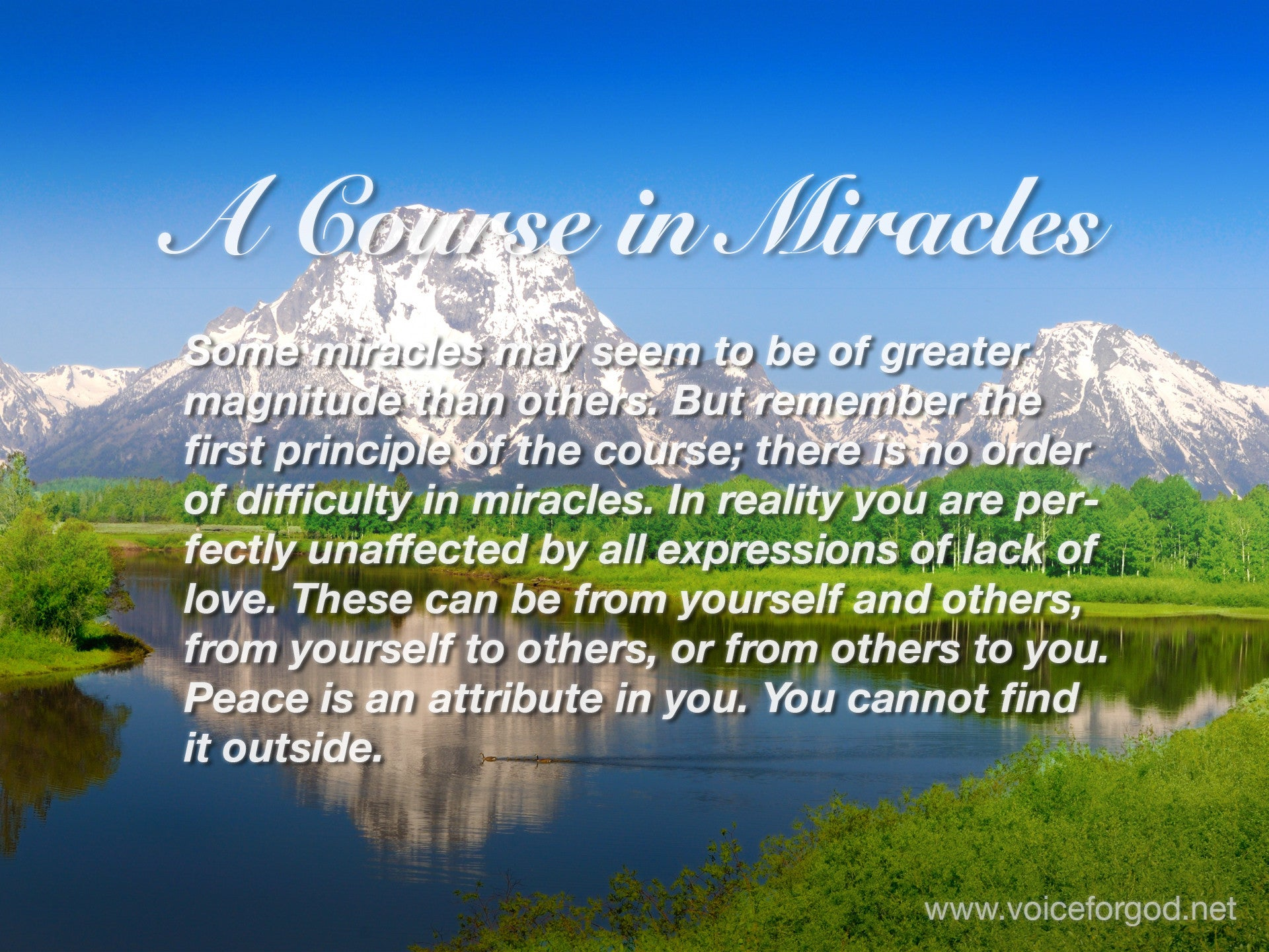 ACIM Quote 1013 A Course in Miracles Quotes