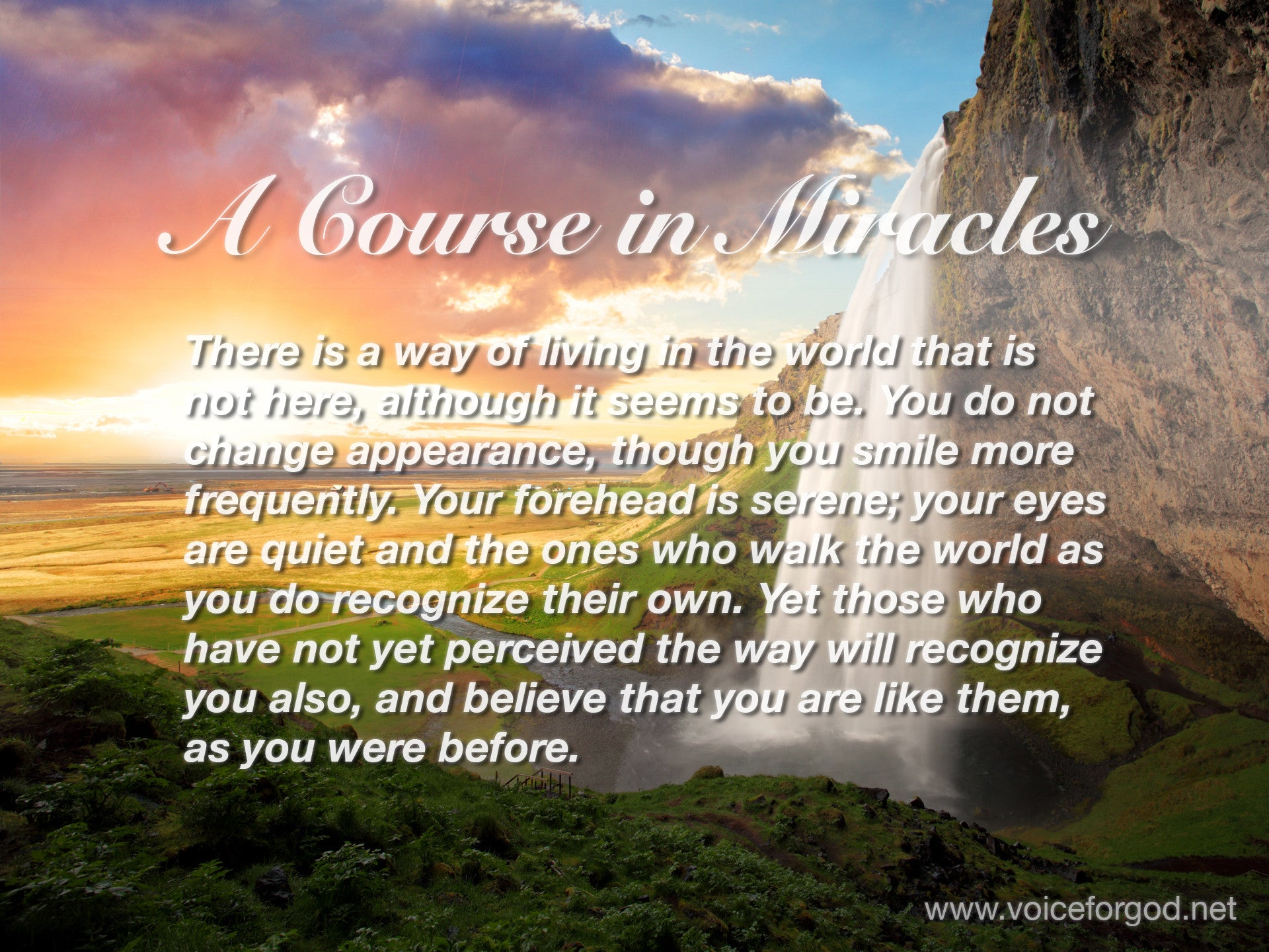 ACIM Quote 1014 A Course in Miracles Quotes
