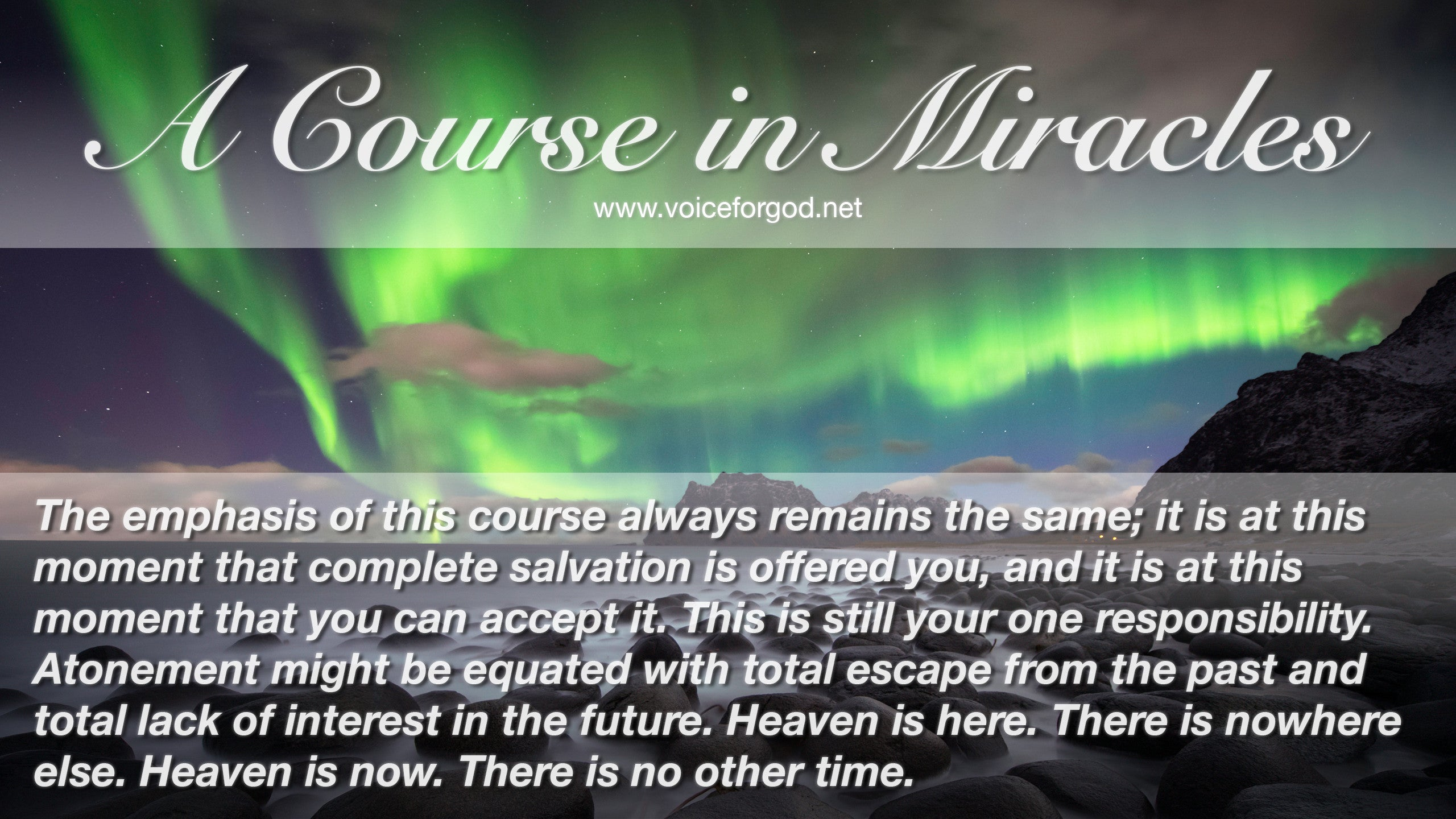 ACIM Quote 1015 A Course in Miracles Quotes