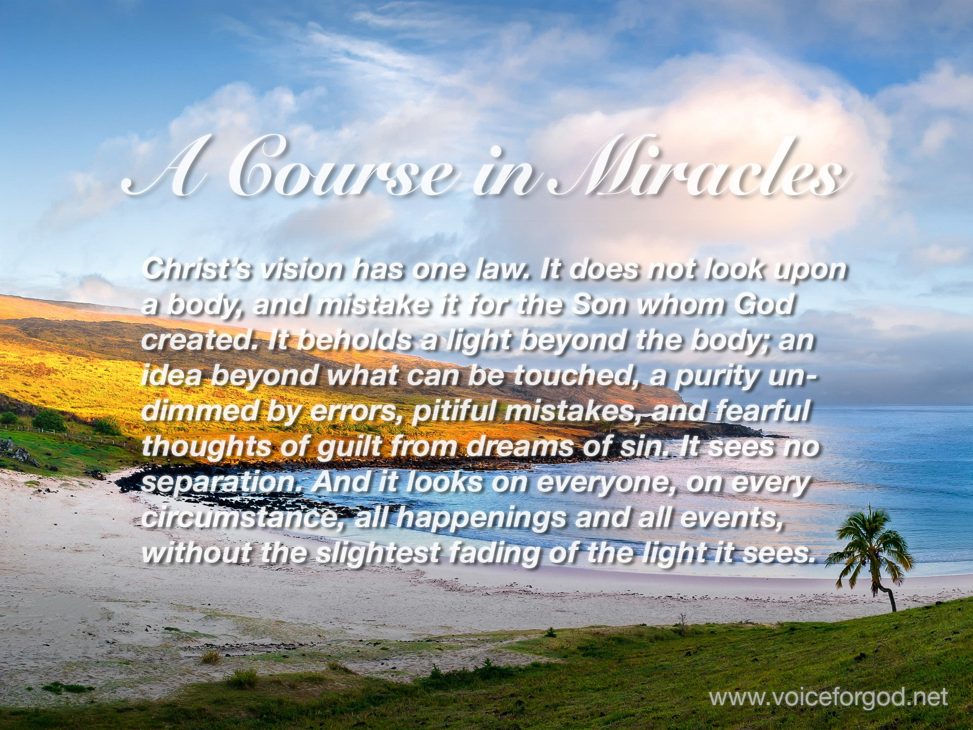 ACIM Quote 1028 A Course in Miracles Quotes