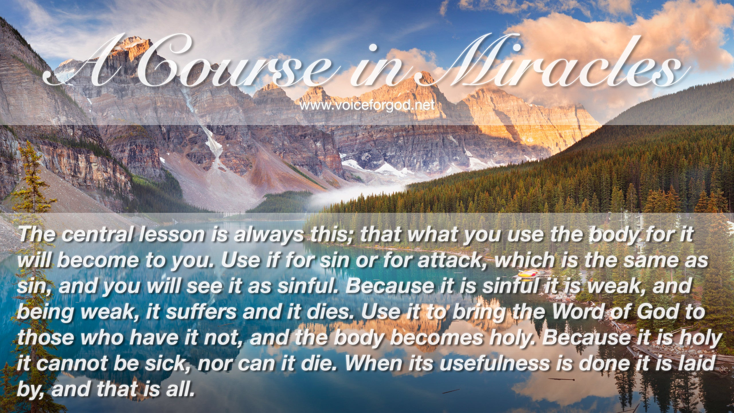 ACIM Quote 1032 A Course in Miracles Quotes