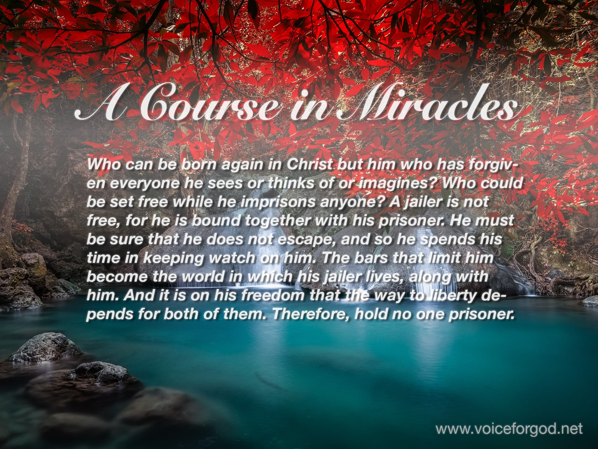 ACIM Quote 1041 A Course in Miracles Quotes