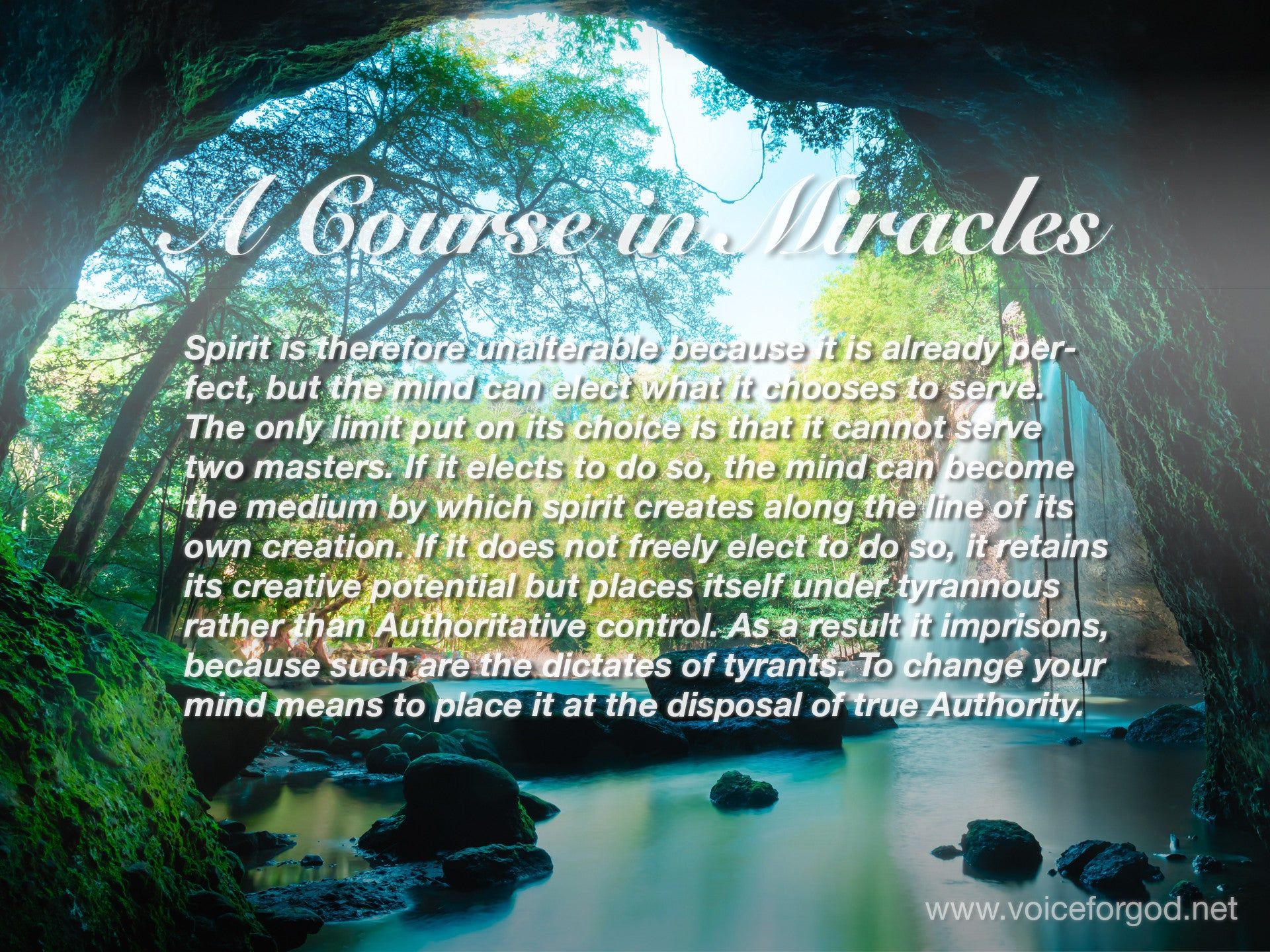 ACIM Quote 1057 A Course in Miracles Quotes
