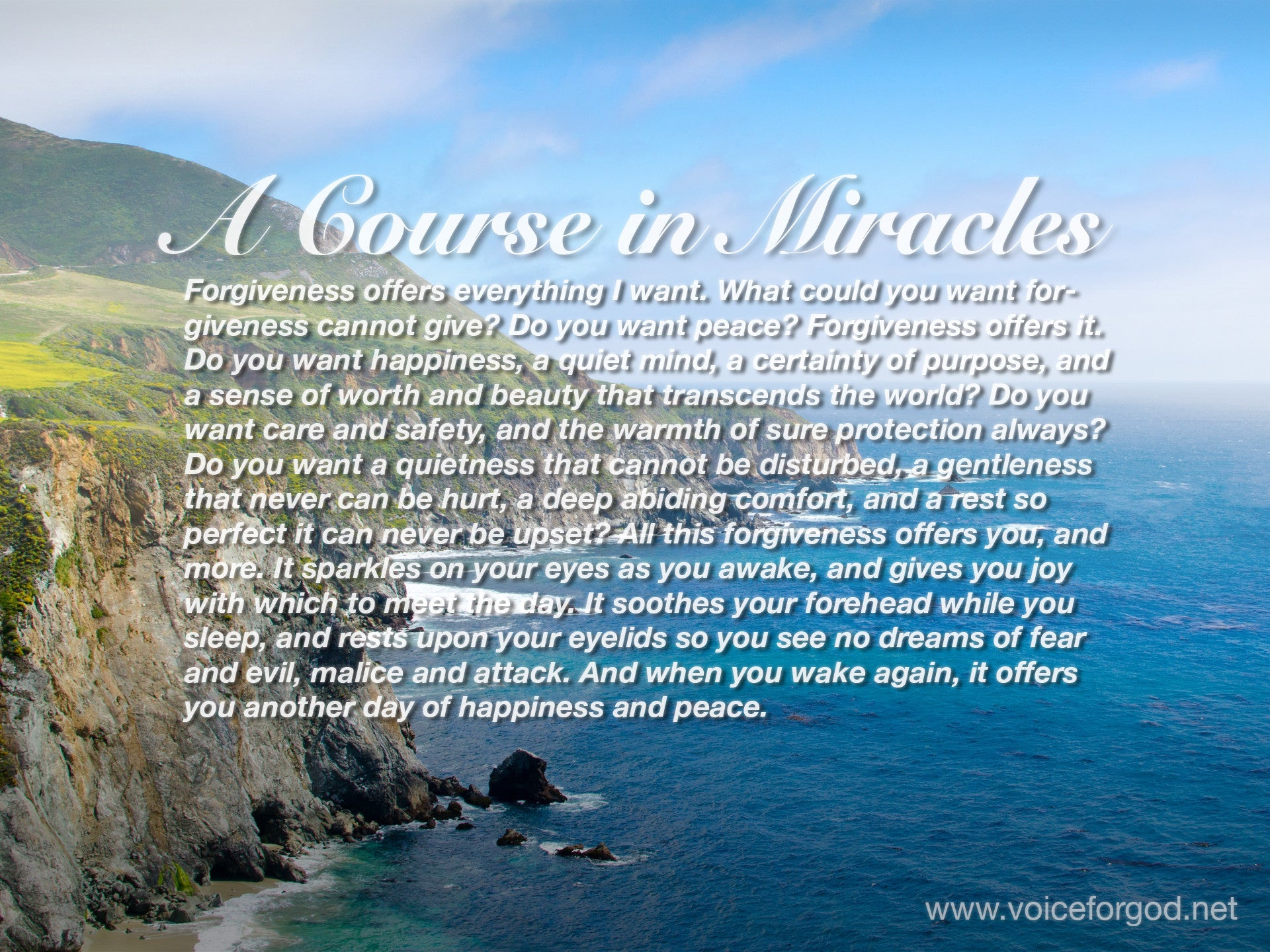 ACIM Quote 1072 A Course in Miracles Quotes