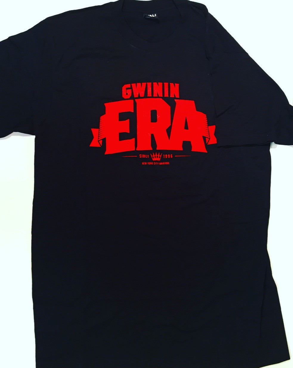 Black Gwinin Era T-Shirt