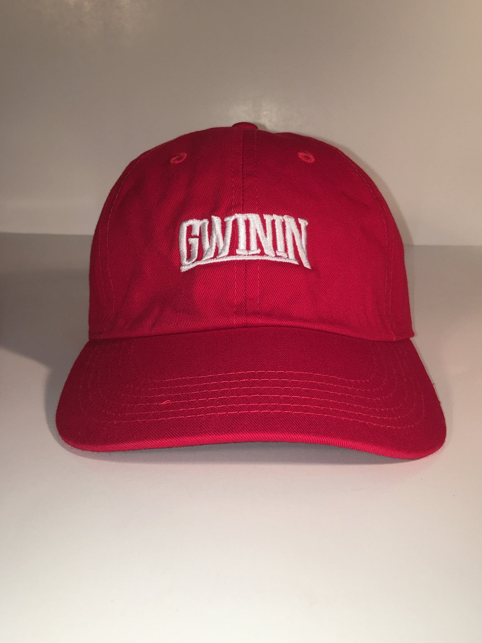 Classic Gwinin All Red Caps