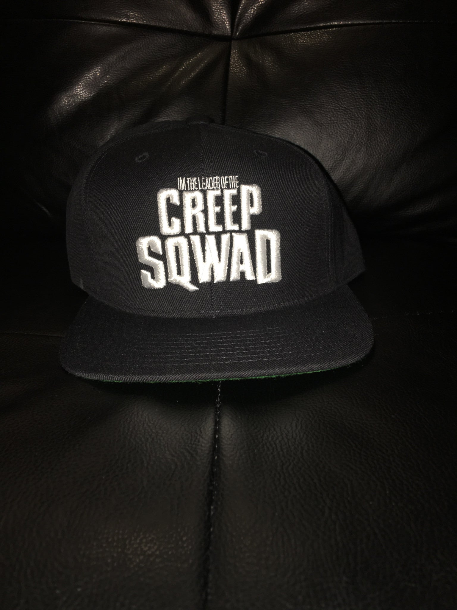 Classic Leader of the Creep Sqwad Snapback