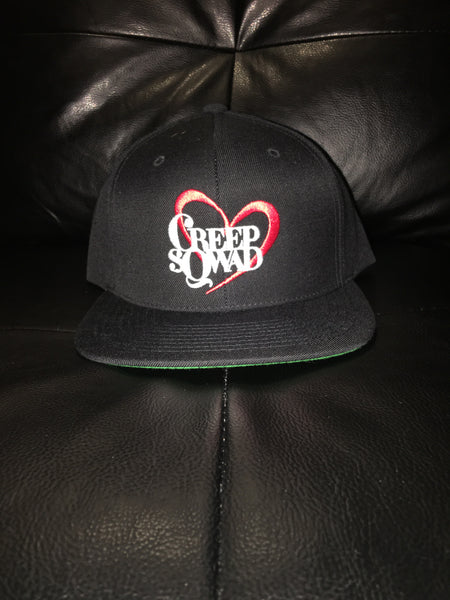 Love Creep Sqwad Snapback