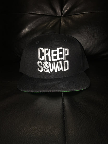 Creep Sqwad Snapback