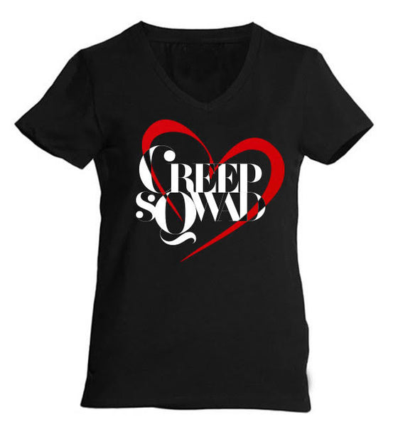 Women's Heart Creep Sqwad T-Shirt