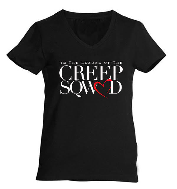 "Women's ""I'm the Leader of the Creep Sqwad"" T-Shirt"