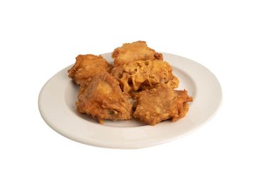Gdous Juicy Chicken® Crispy Chicken Thigh - 4 pcs. x 4 packs